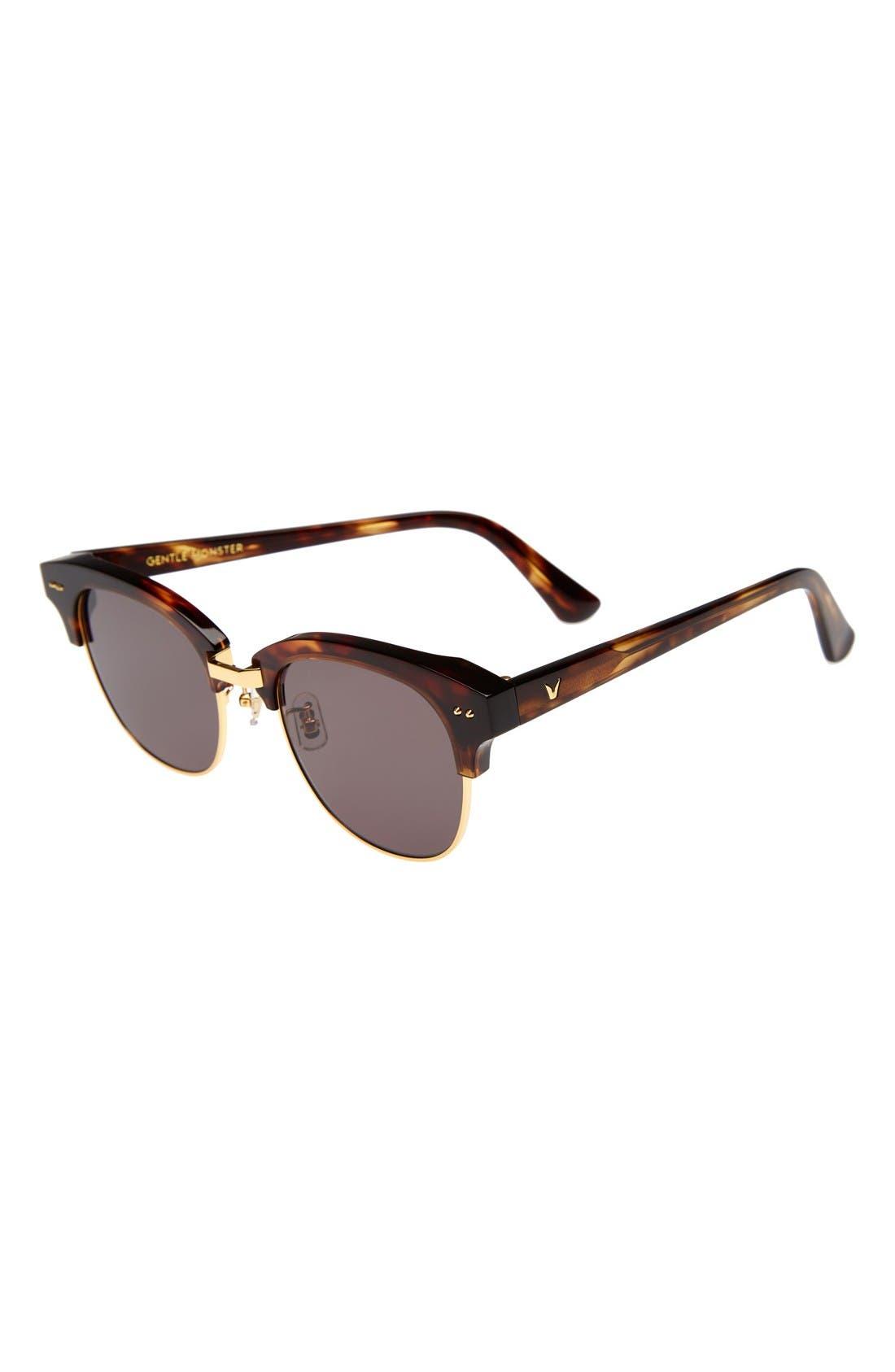 Alternate Image 2  - Gentle Monster Second Boss 51mm Cat Eye Sunglasses