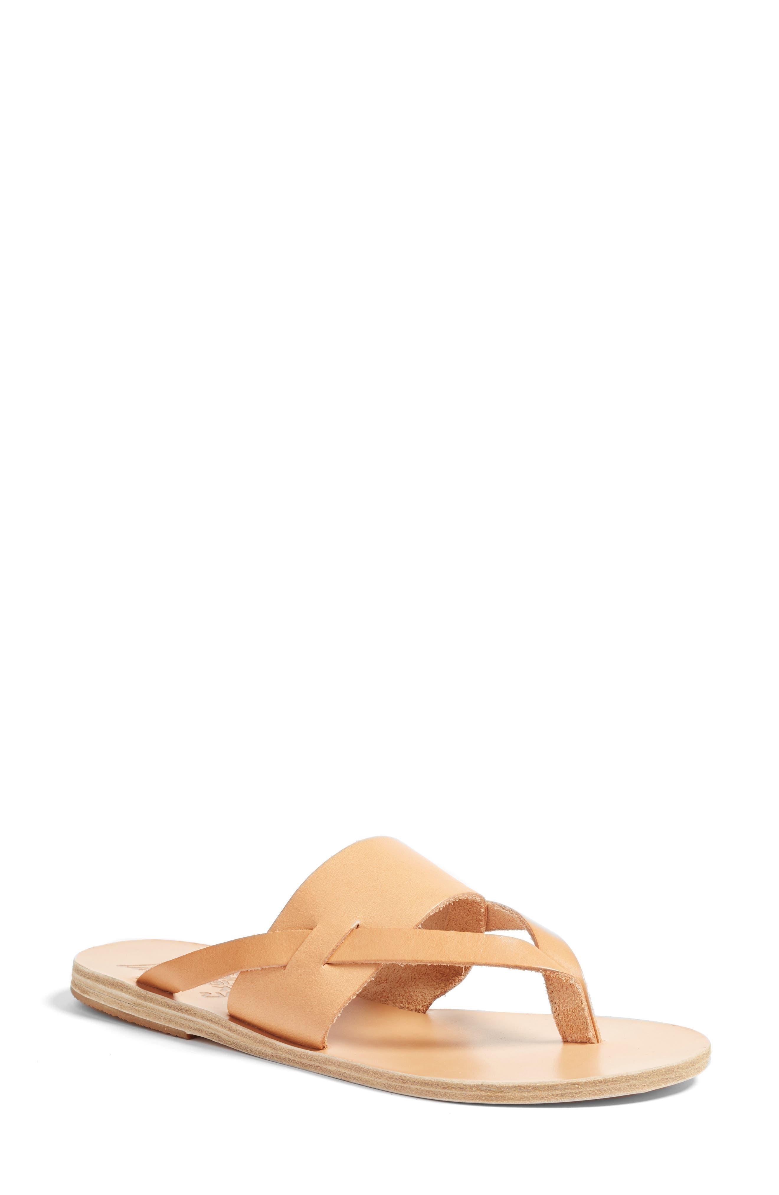 Ancient Greek Sandals Zenobia Flip Flop (Women)