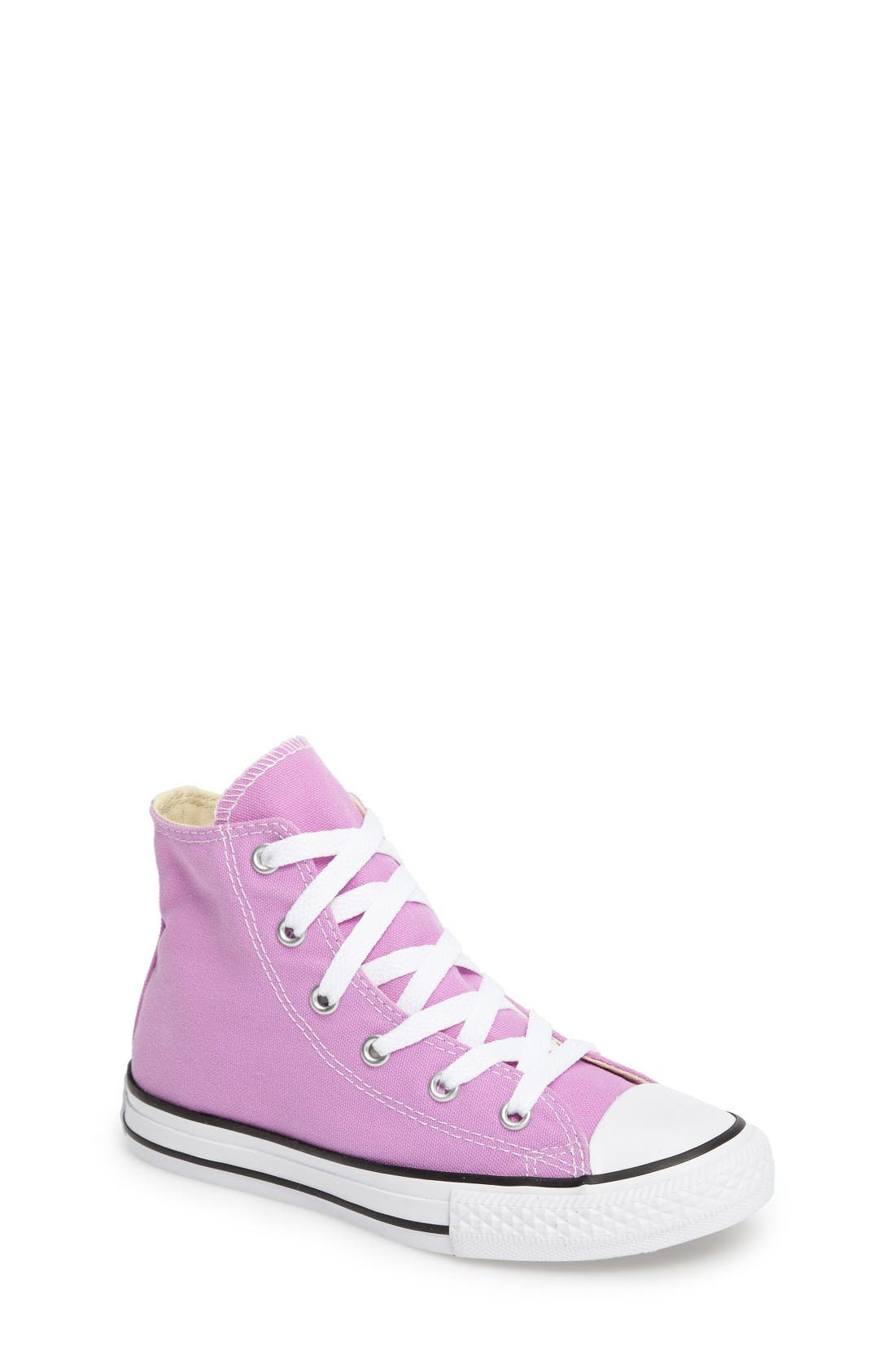 Converse Chuck Taylor® Seasonal High Top Sneaker (Baby, Walker, Toddler, Little Kid & Big Kid)