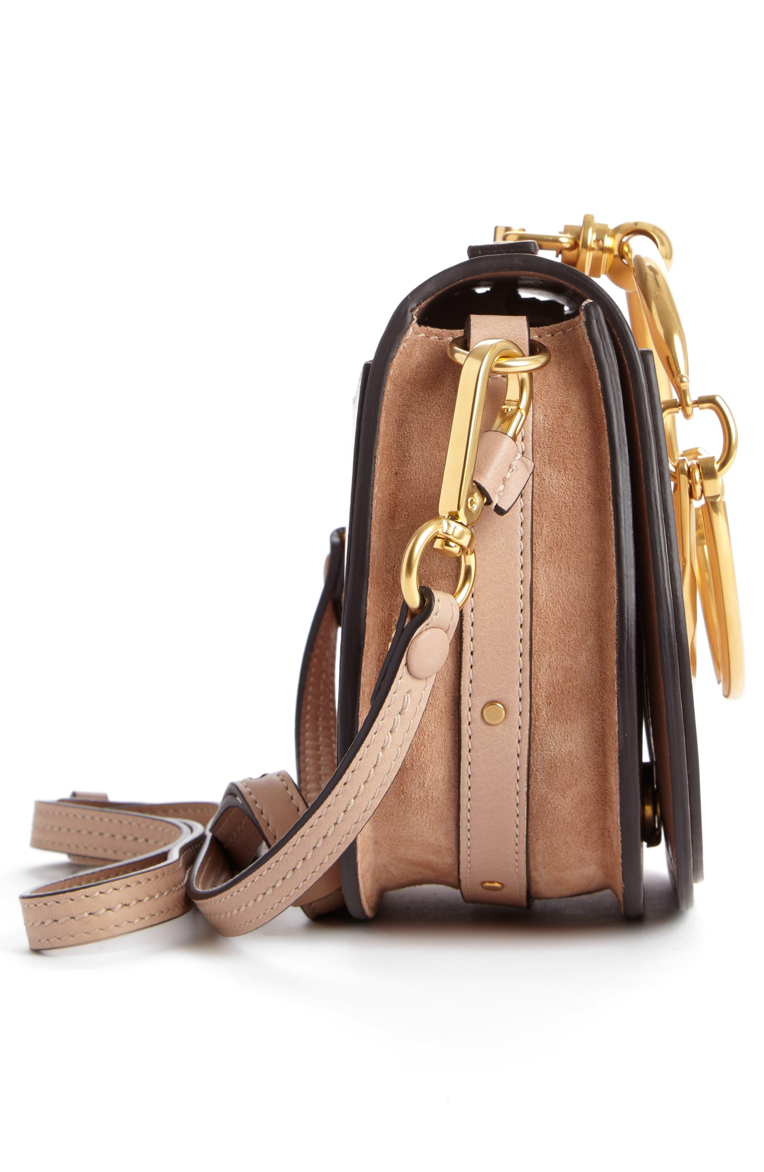 Alternate Image 3  - Chloé Small Nile Bracelet Leather Crossbody Bag