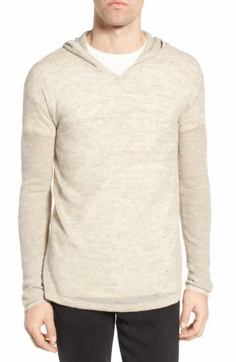 John Varvatos Star USA Pullover Hoodie Sweater