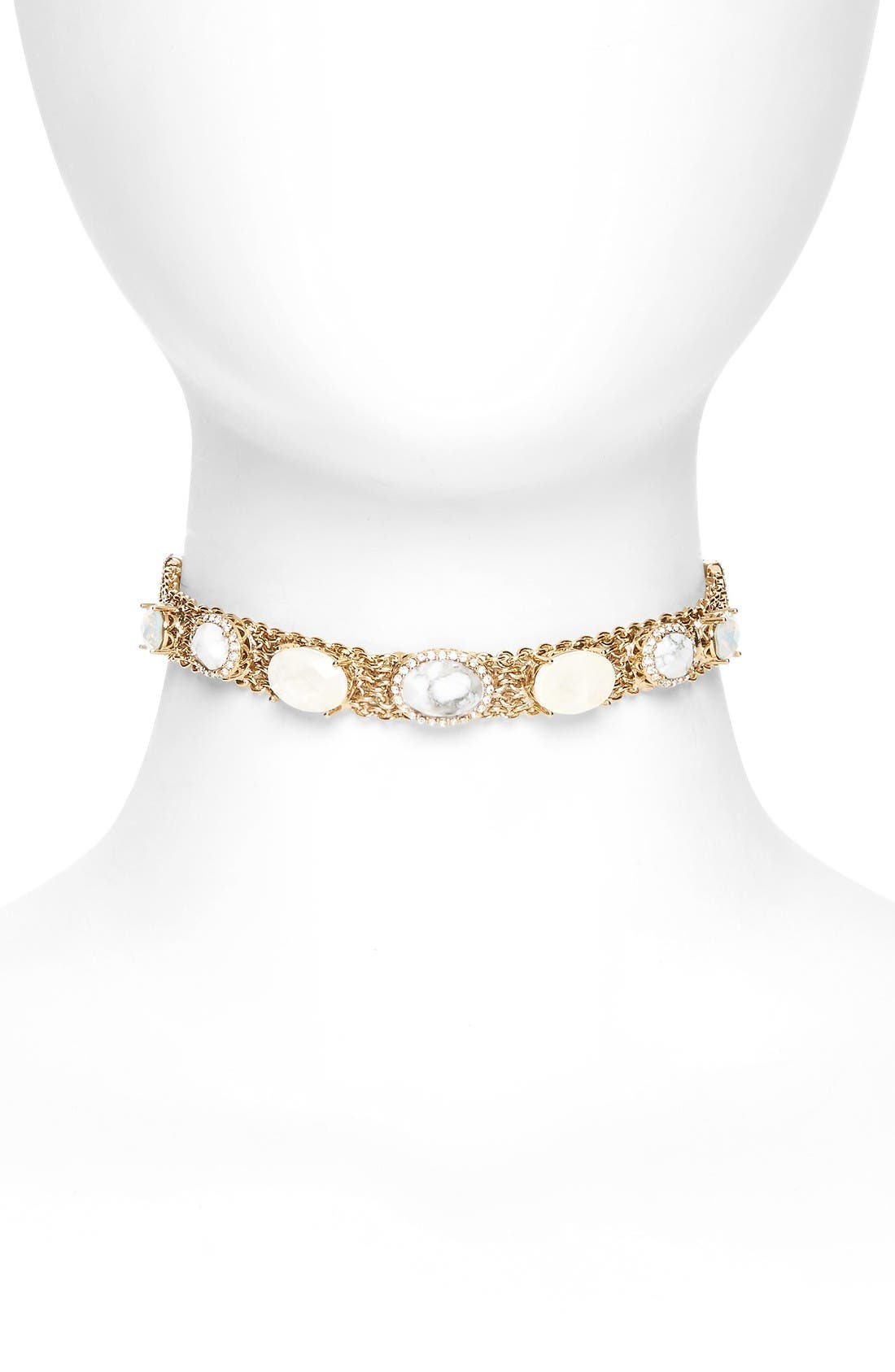 Jenny Packham Wanderlust 4-Way Convertible Necklace