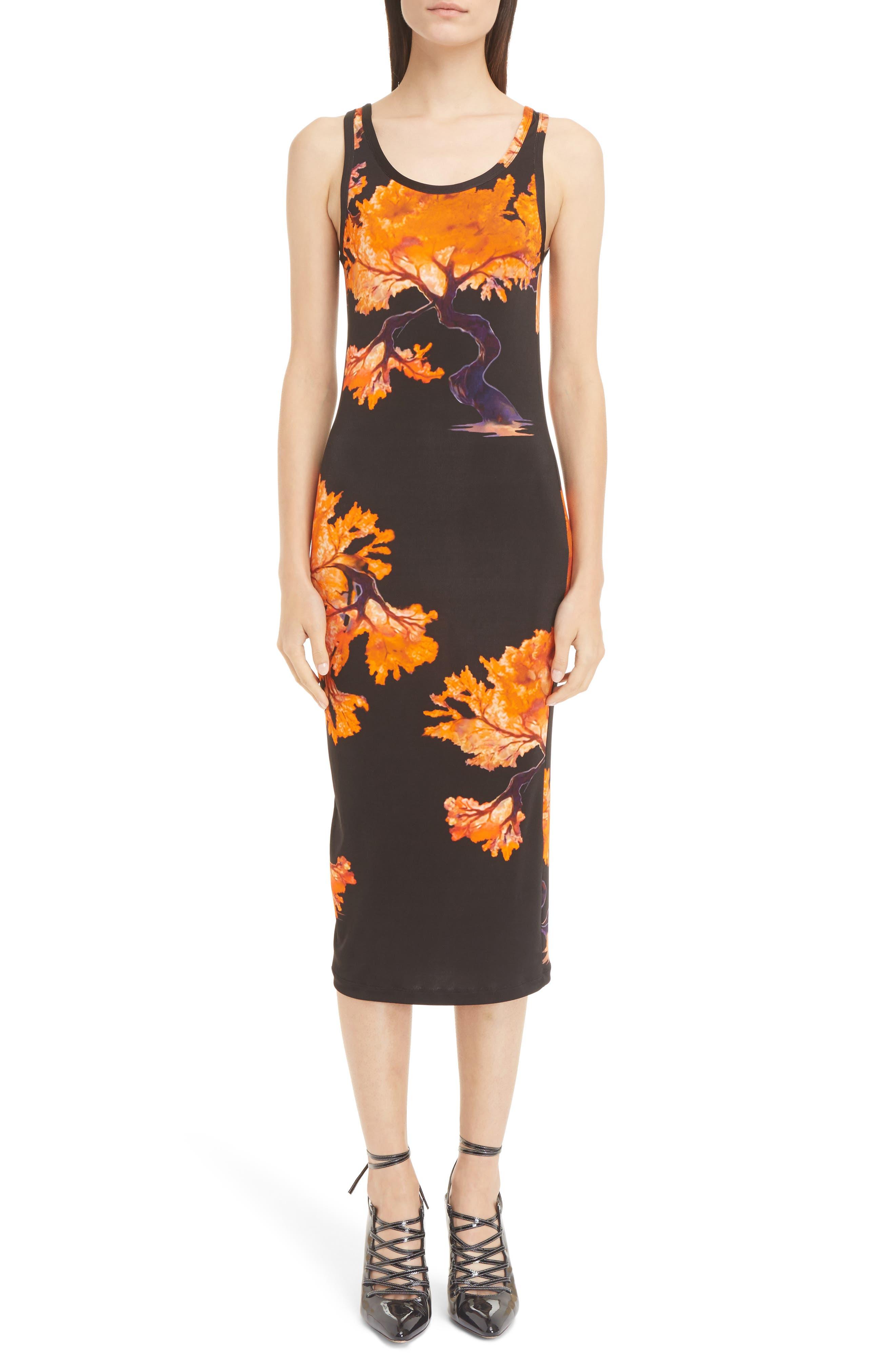 GIVENCHY Print Jersey Dress