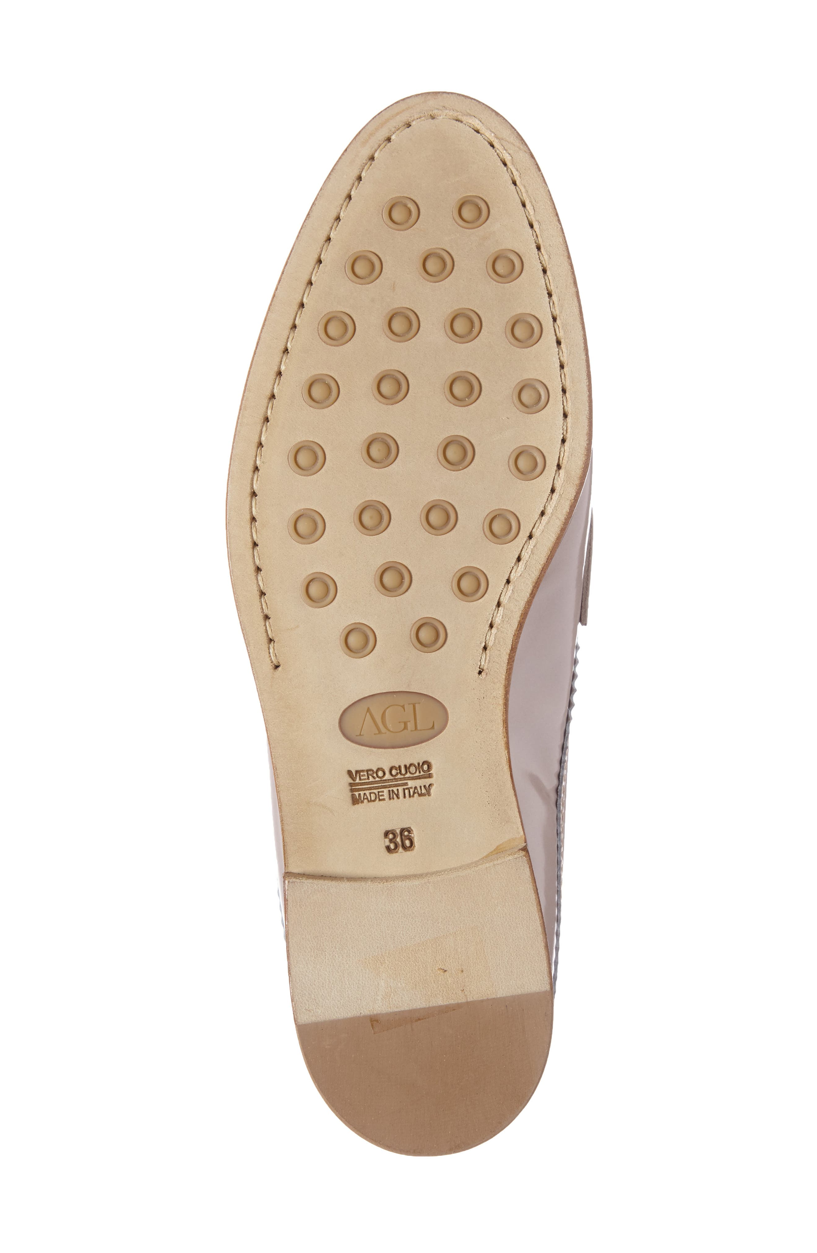 Alternate Image 4  - AGL Penny Slide Loafer (Women)