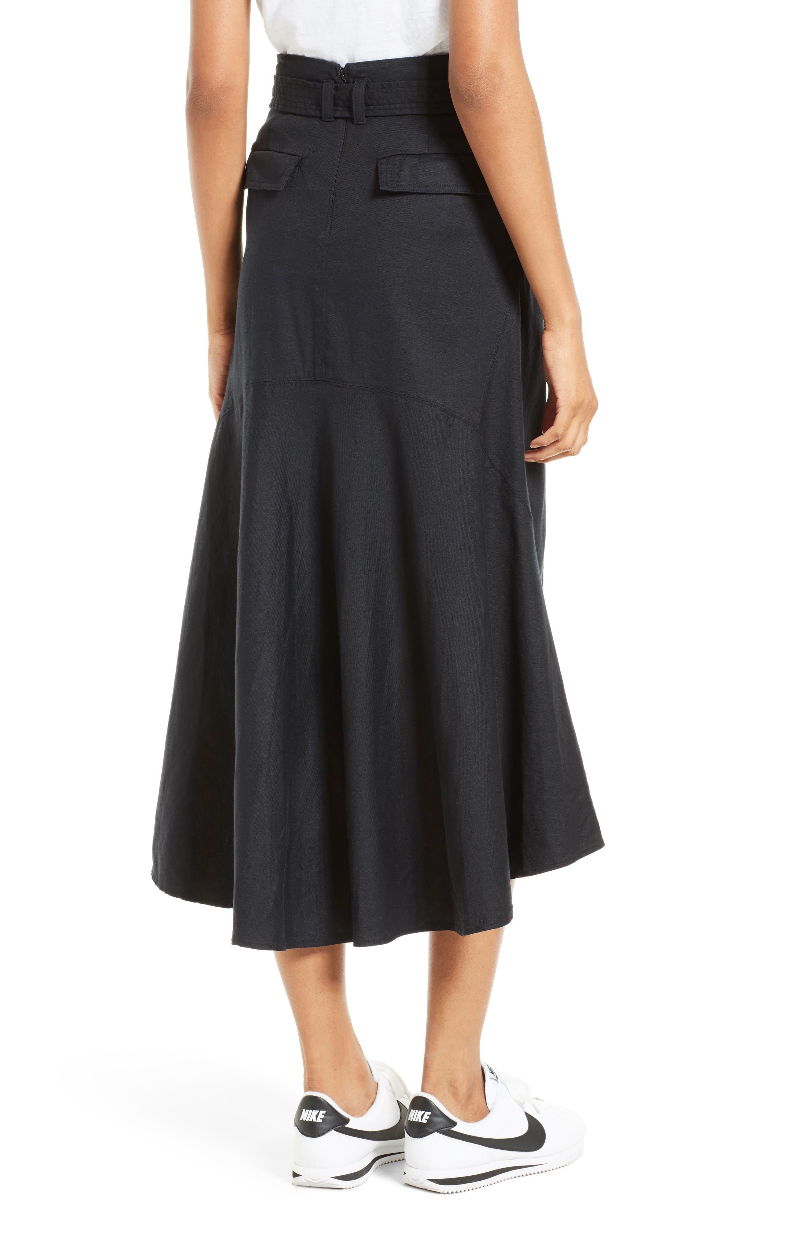 Alternate Image 2  - A.L.C. Midi Skirt