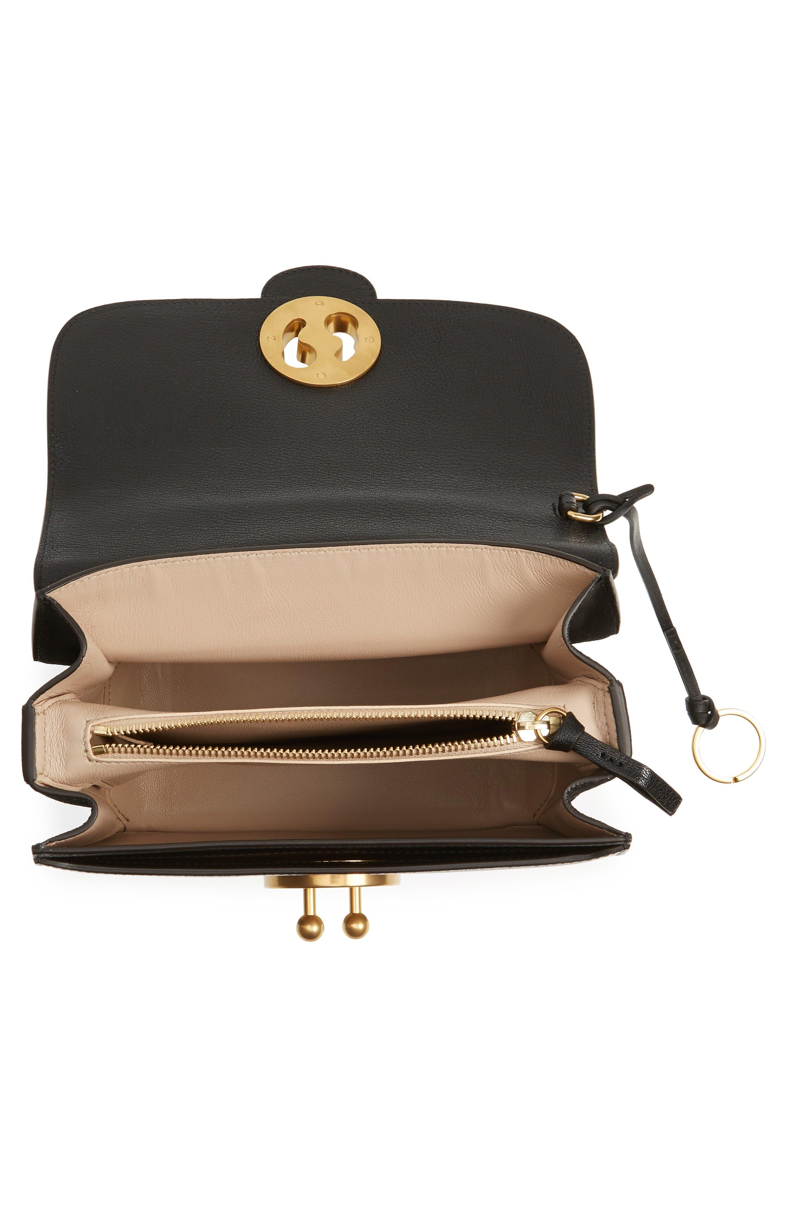Alternate Image 4  - Chloé Medium Mily Leather Shoulder Bag
