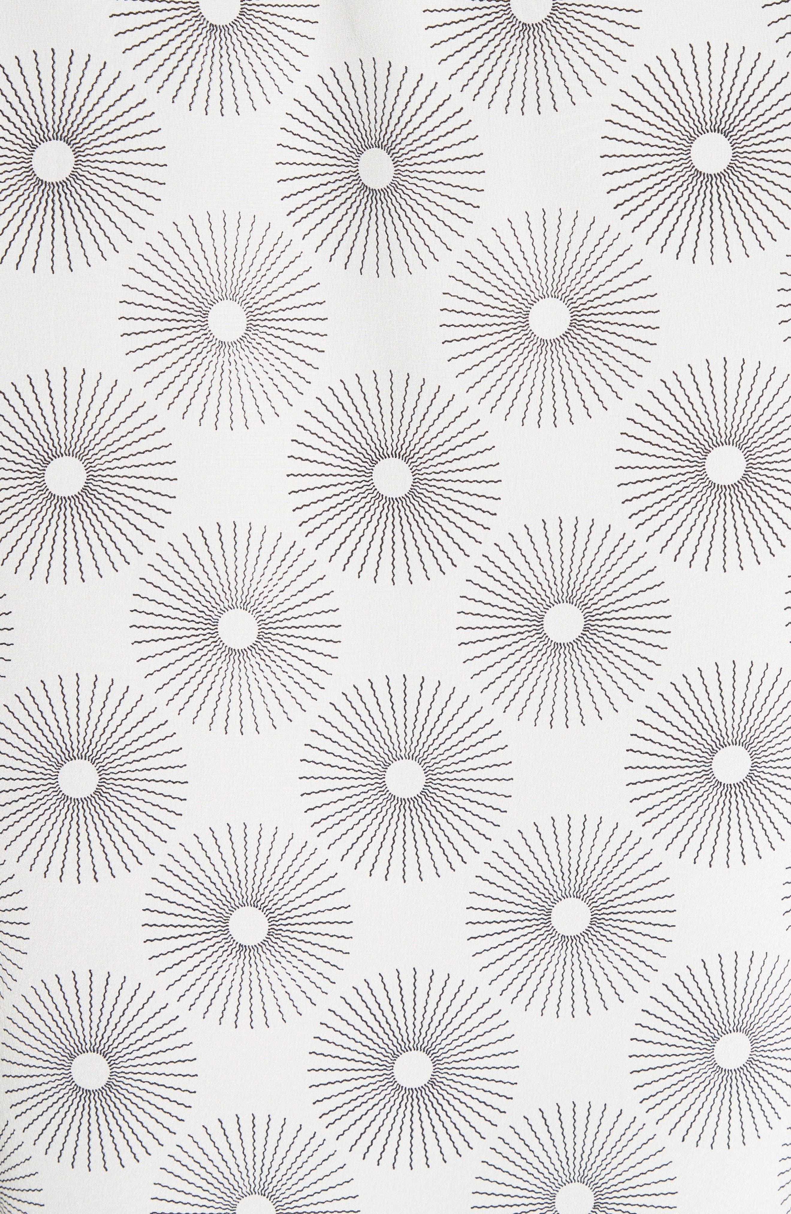 Alternate Image 5  - Diane von Furstenberg Silk Shift Dress