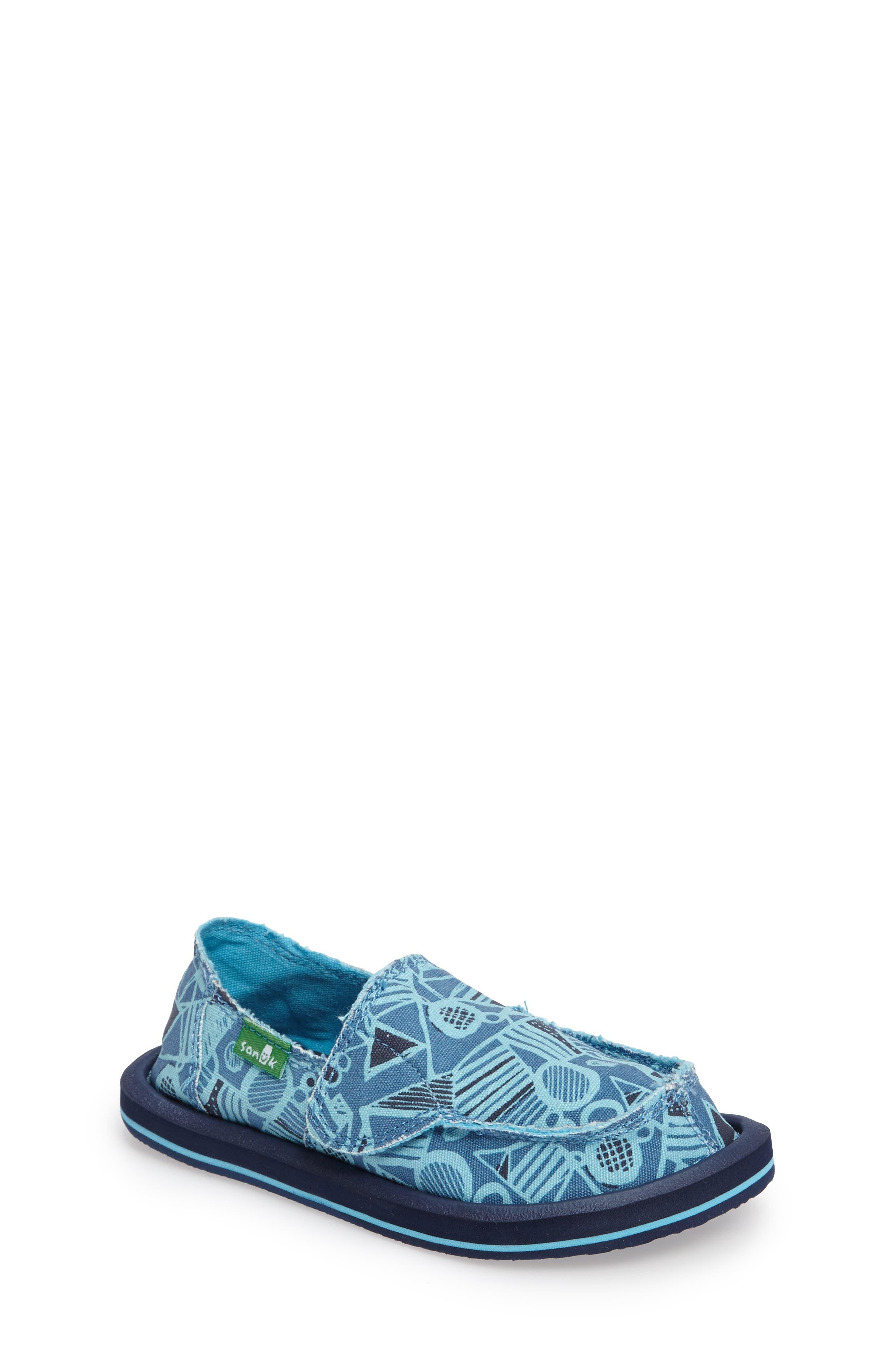 SANUK Lil Donny Slip-On Sneaker