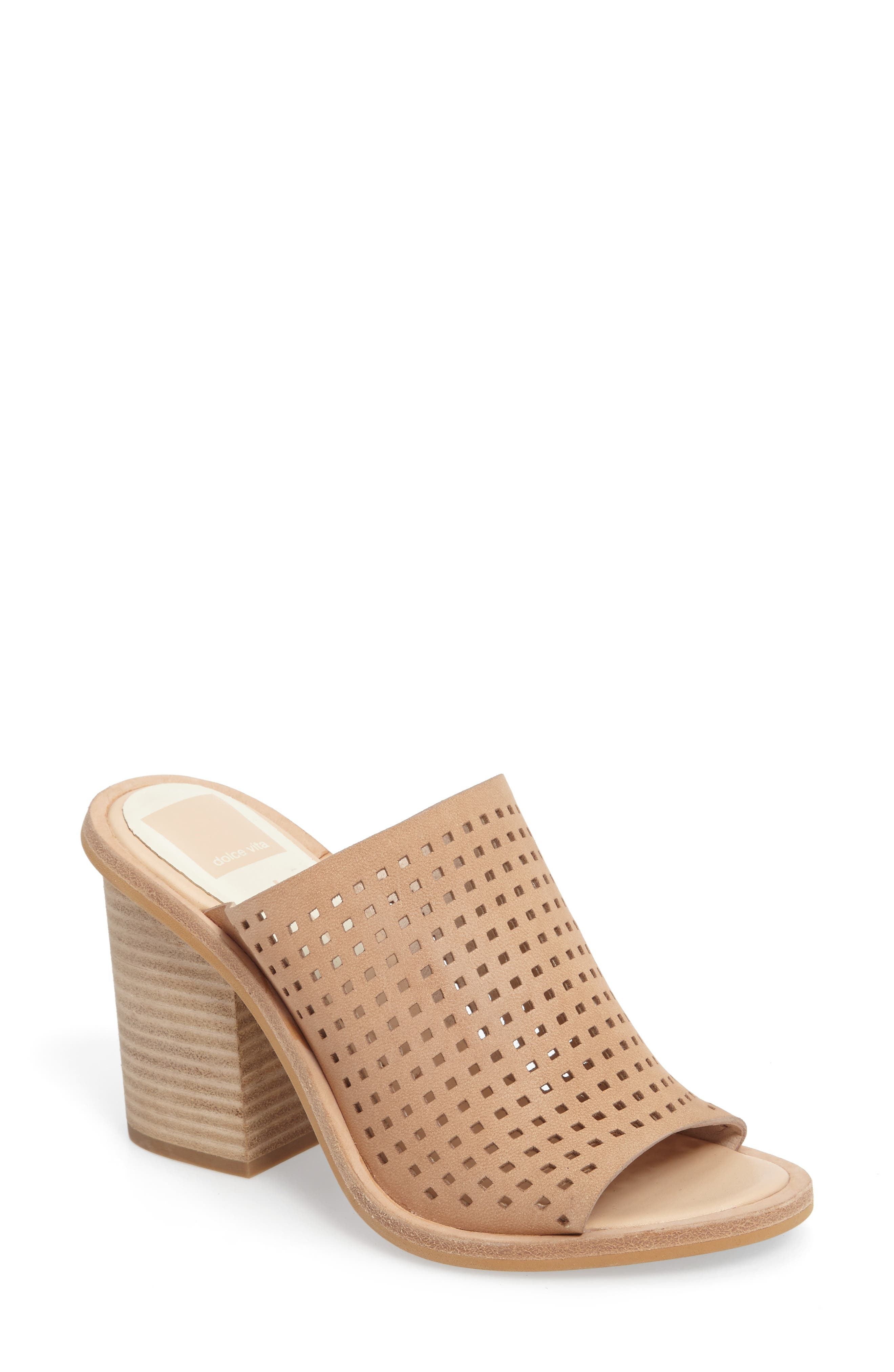 Alternate Image 1 Selected - Dolce Vita Wales Slide Sandal (Women)