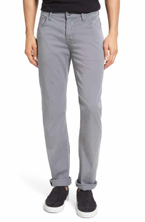 Hudson Slim Straight Leg Pants