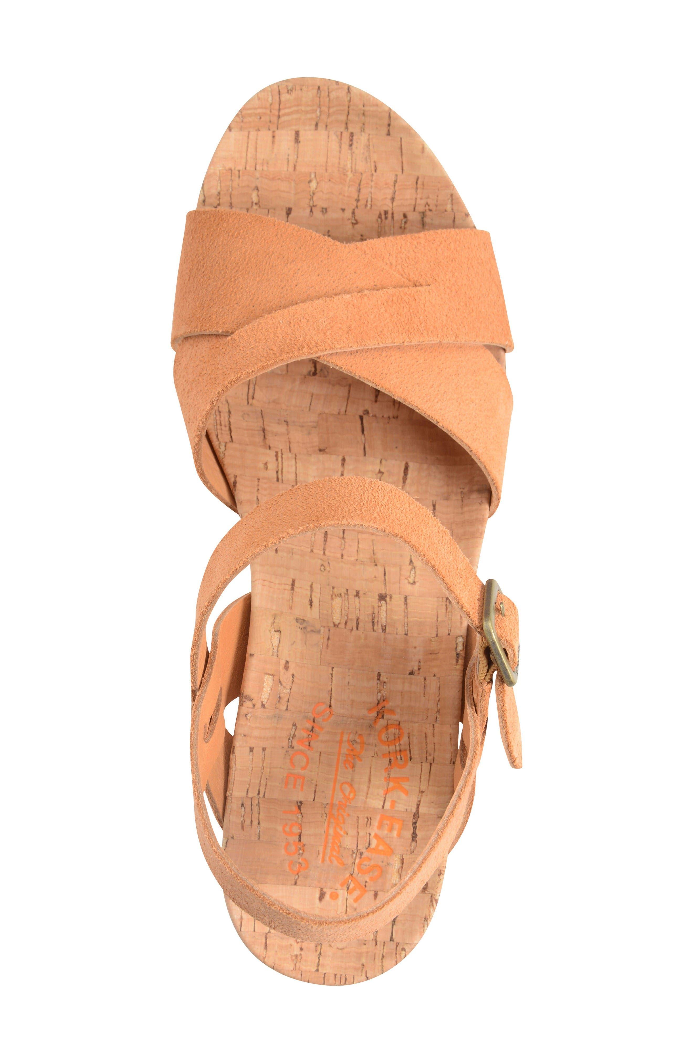 Alternate Image 3  - Kork-Ease® 'Ava 2.0' Platform Wedge Sandal (Women)