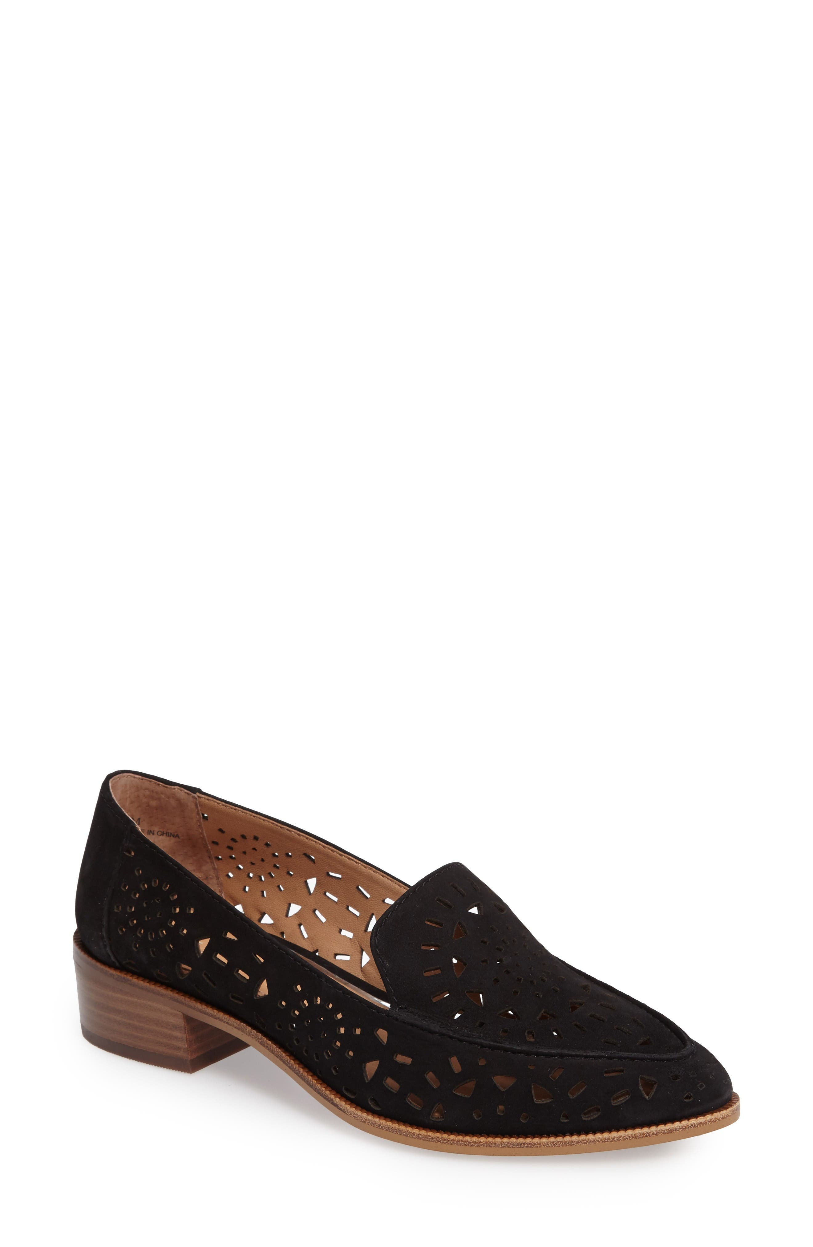 LINEA PAOLO Babe Perforated Loafer