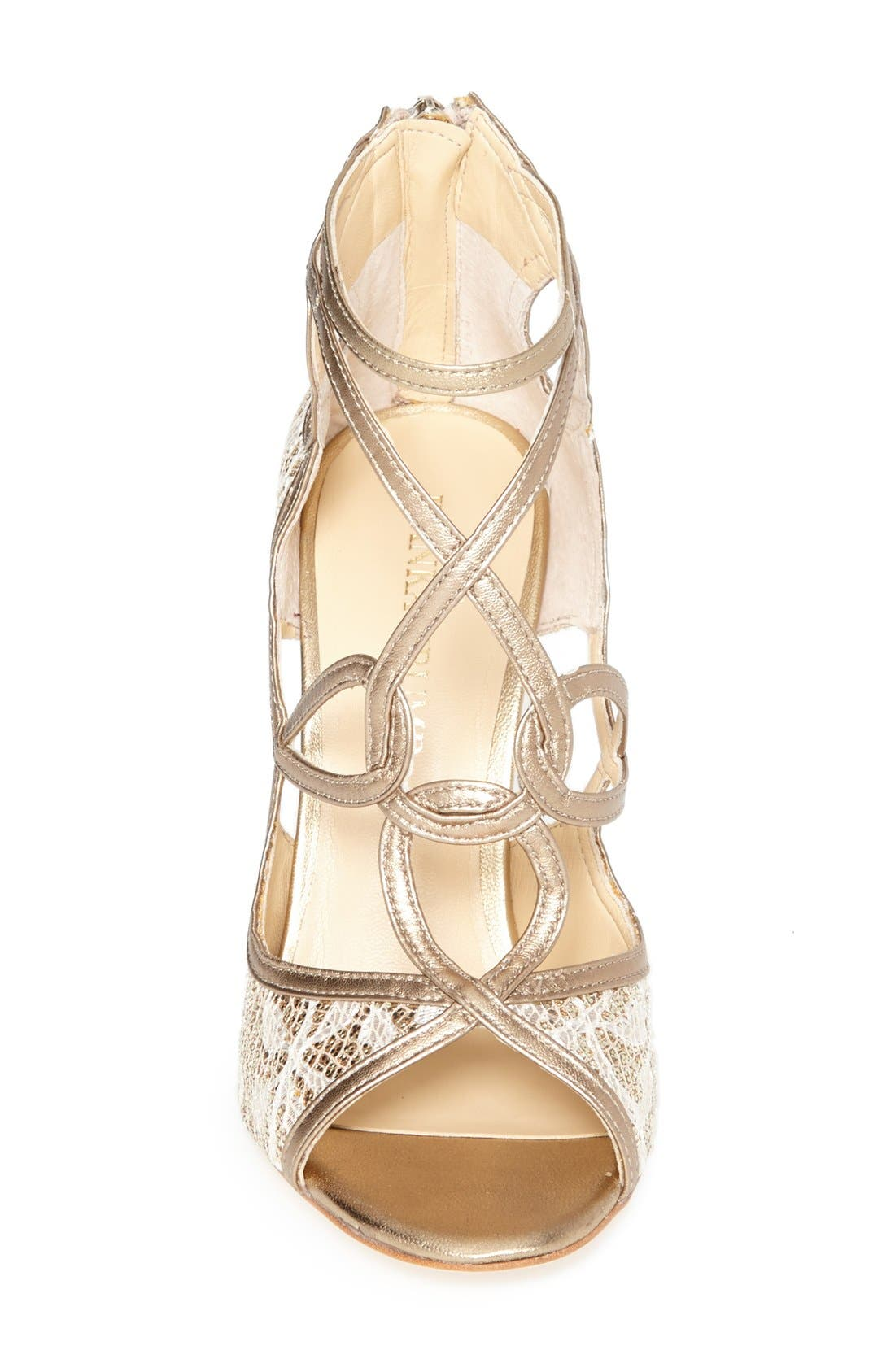 Alternate Image 3  - Ivanka Trump 'Hatla' Caged Sandal