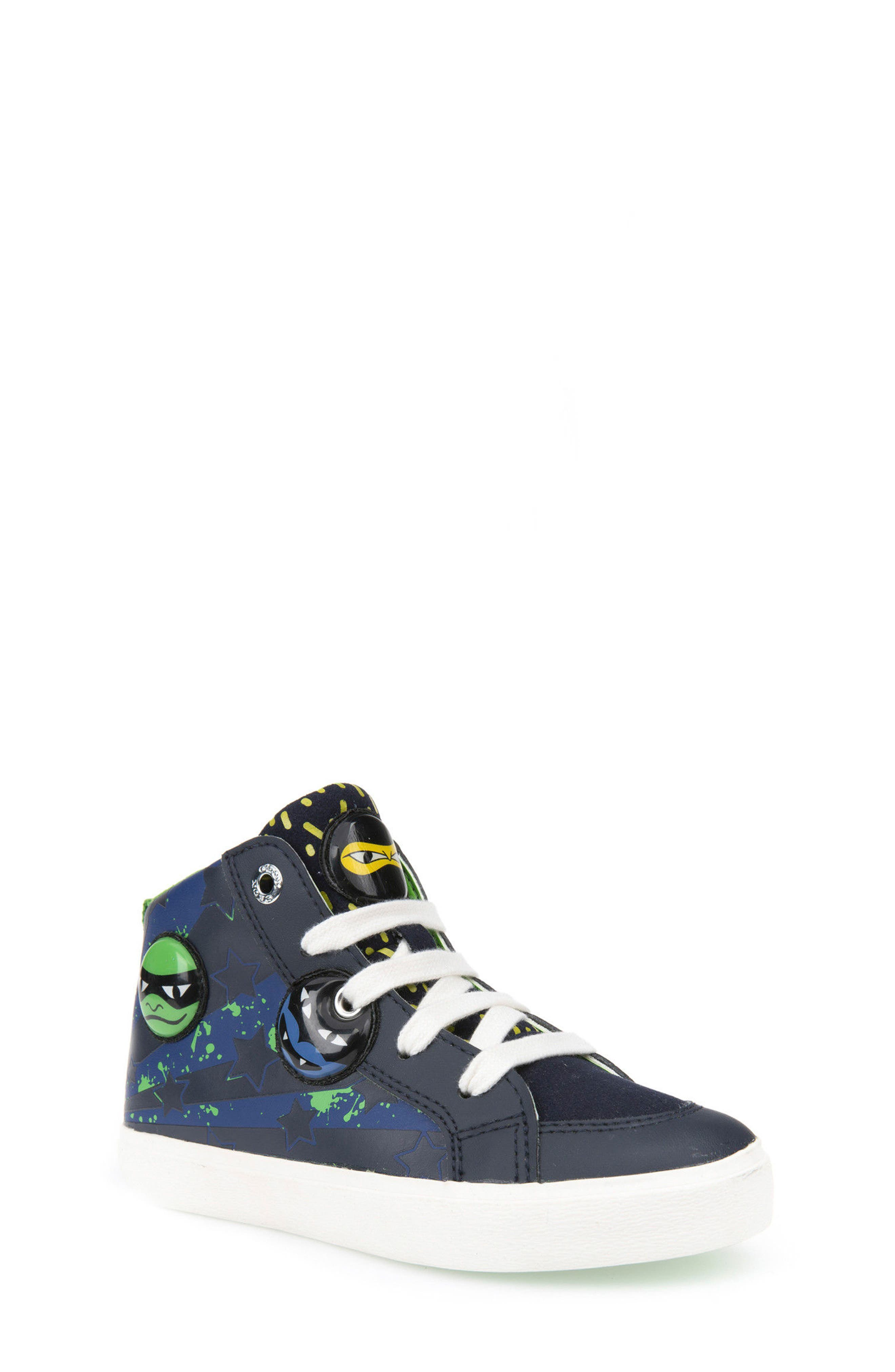 GEOX Kiwi High Top Sneaker