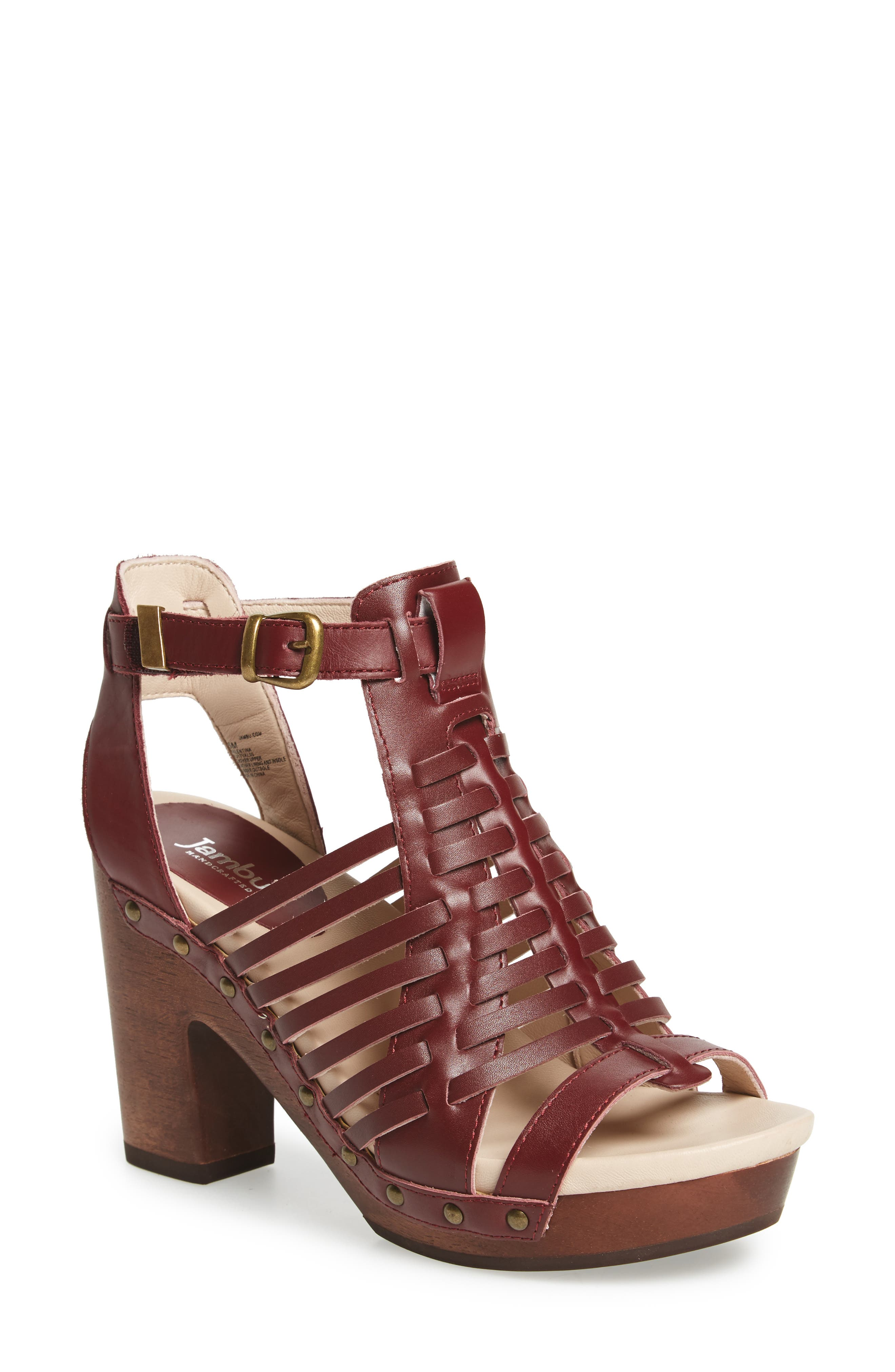 JAMBU Valentina Strappy Sandal