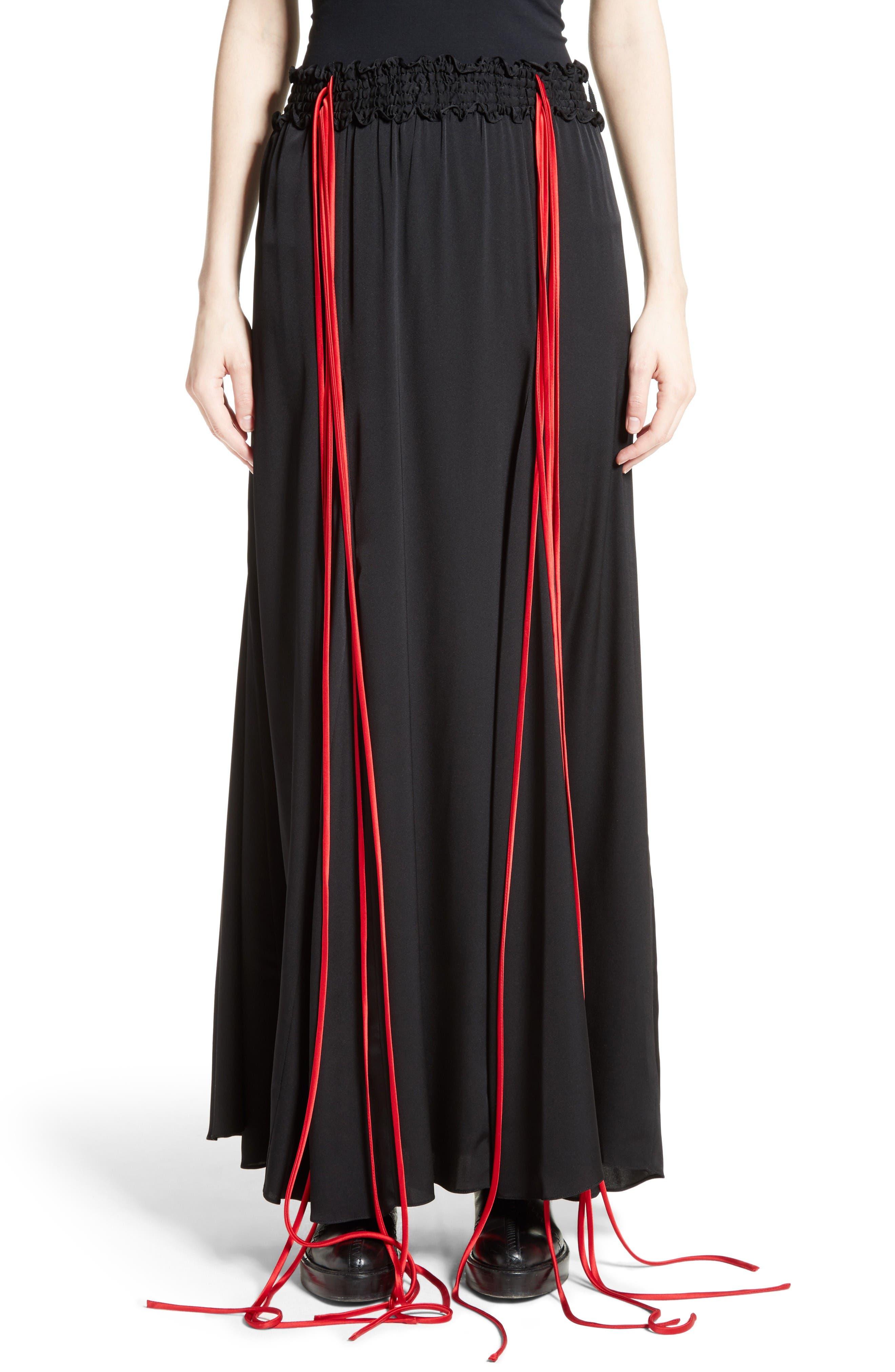 ELLERY Milo Maxi Skirt