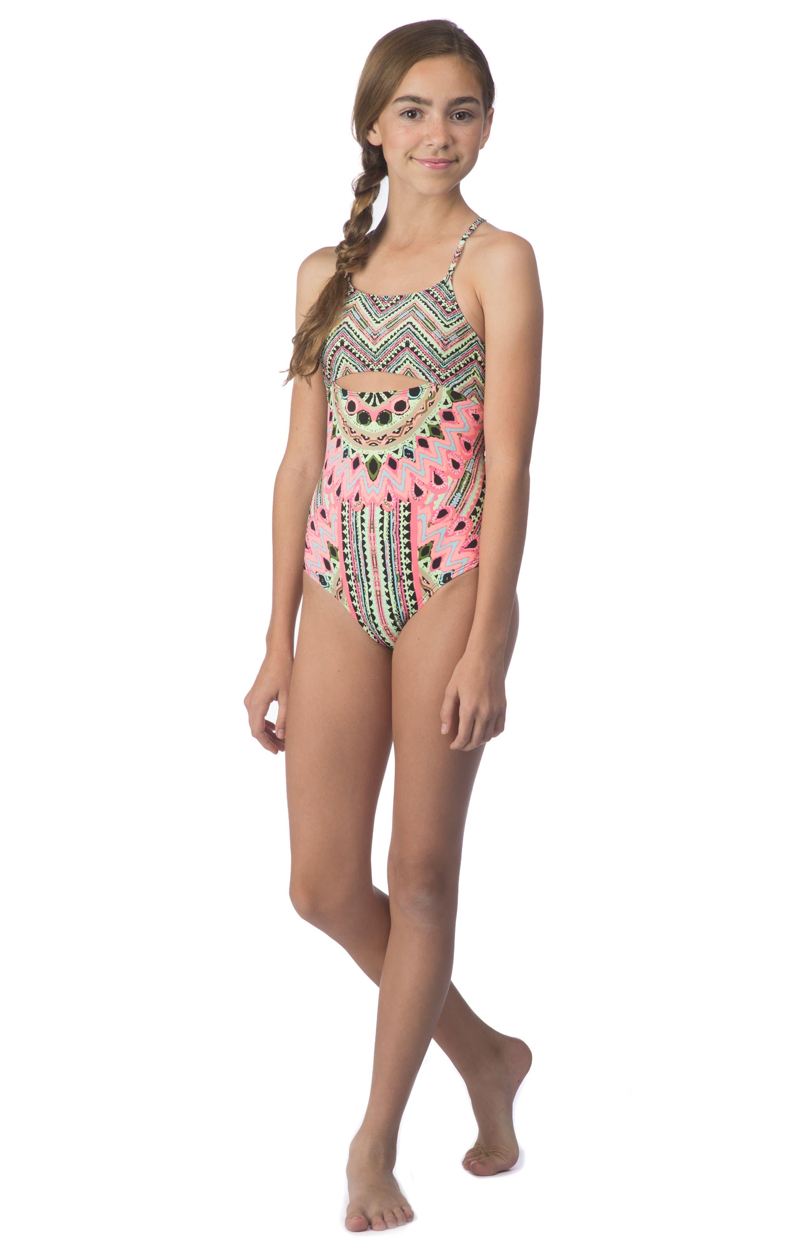 HOBIE One-Piece Swimsuit