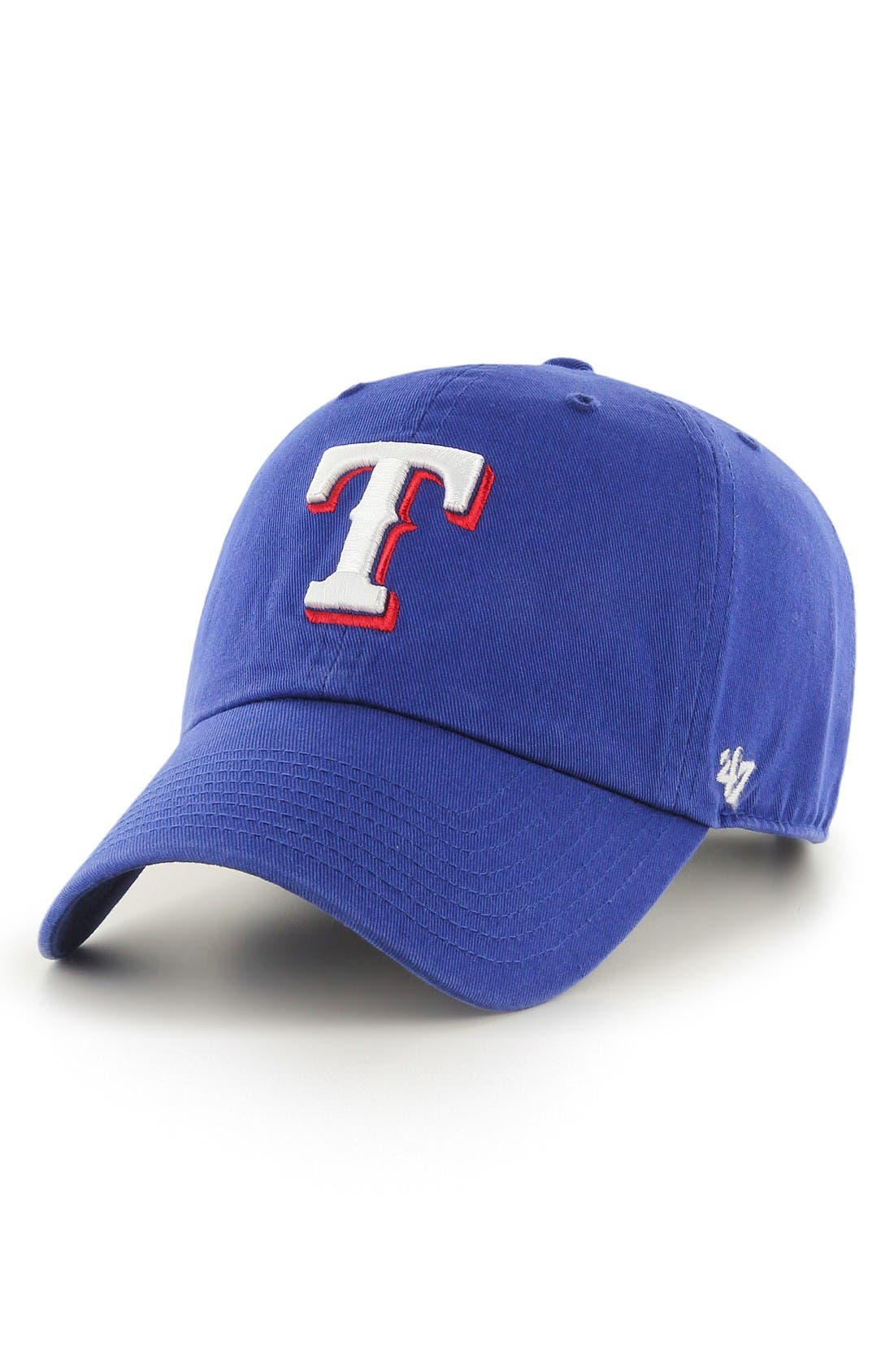 '47 Clean Up Texas Rangers Baseball Cap