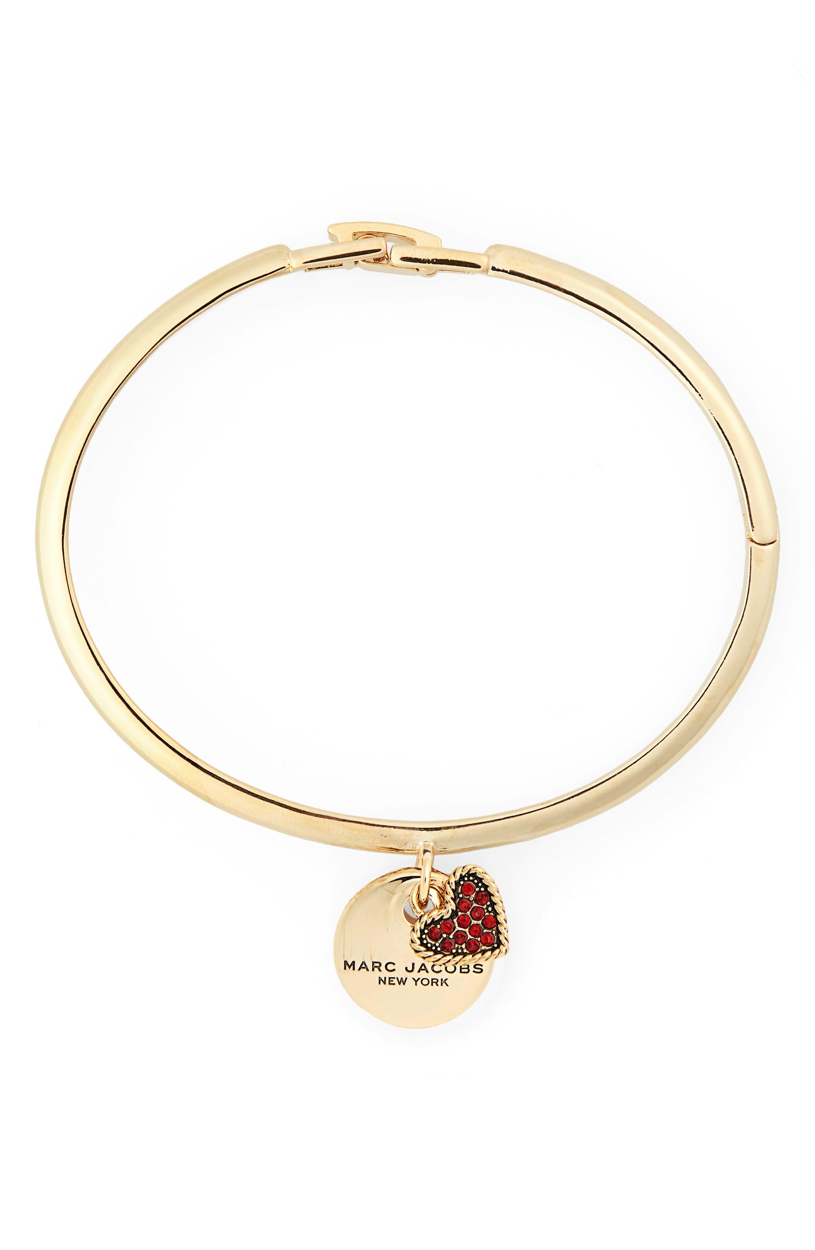 MARC JACOBS Coin Bracelet
