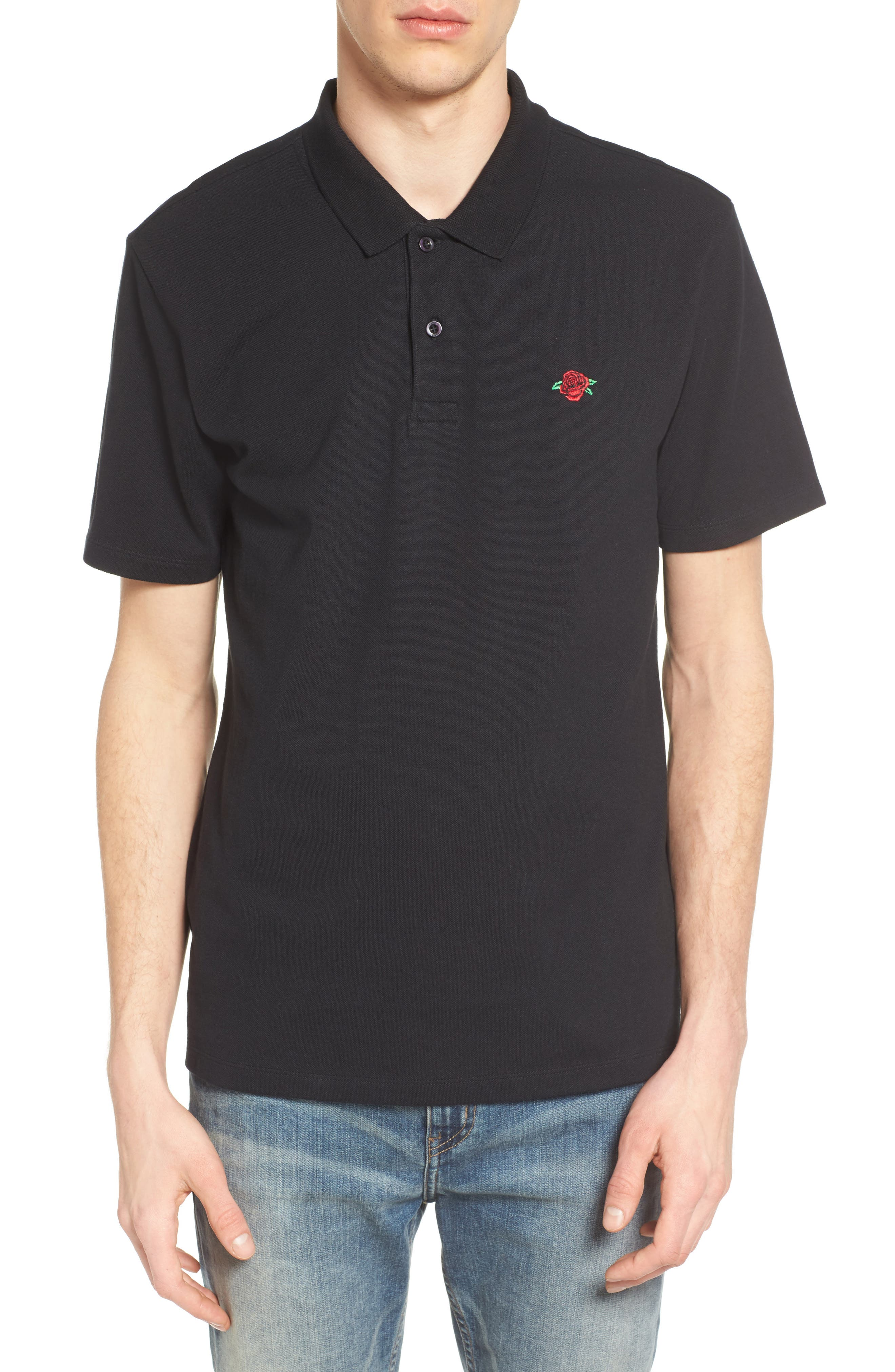 Obey Rose Polo