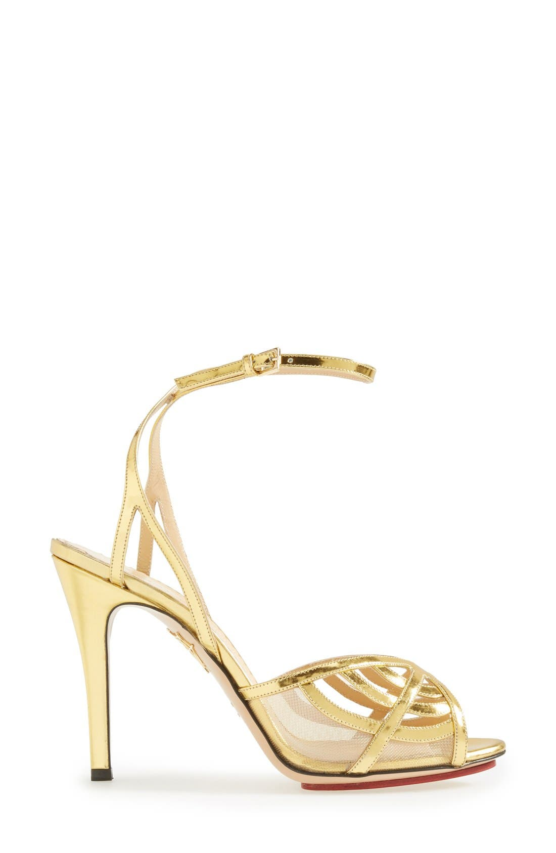 Alternate Image 4  - Charlotte Olympia 'Octavia' Platform Sandal (Women)