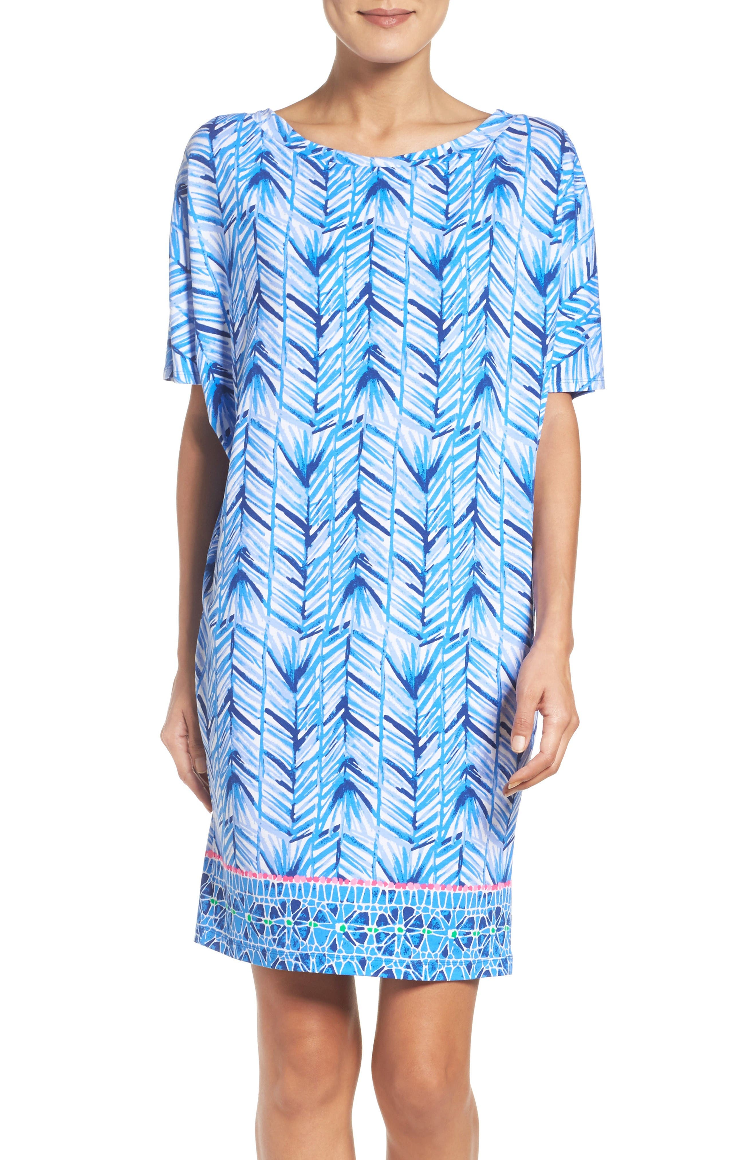 Lilly Pulitzer® Lowe T-Shirt Dress