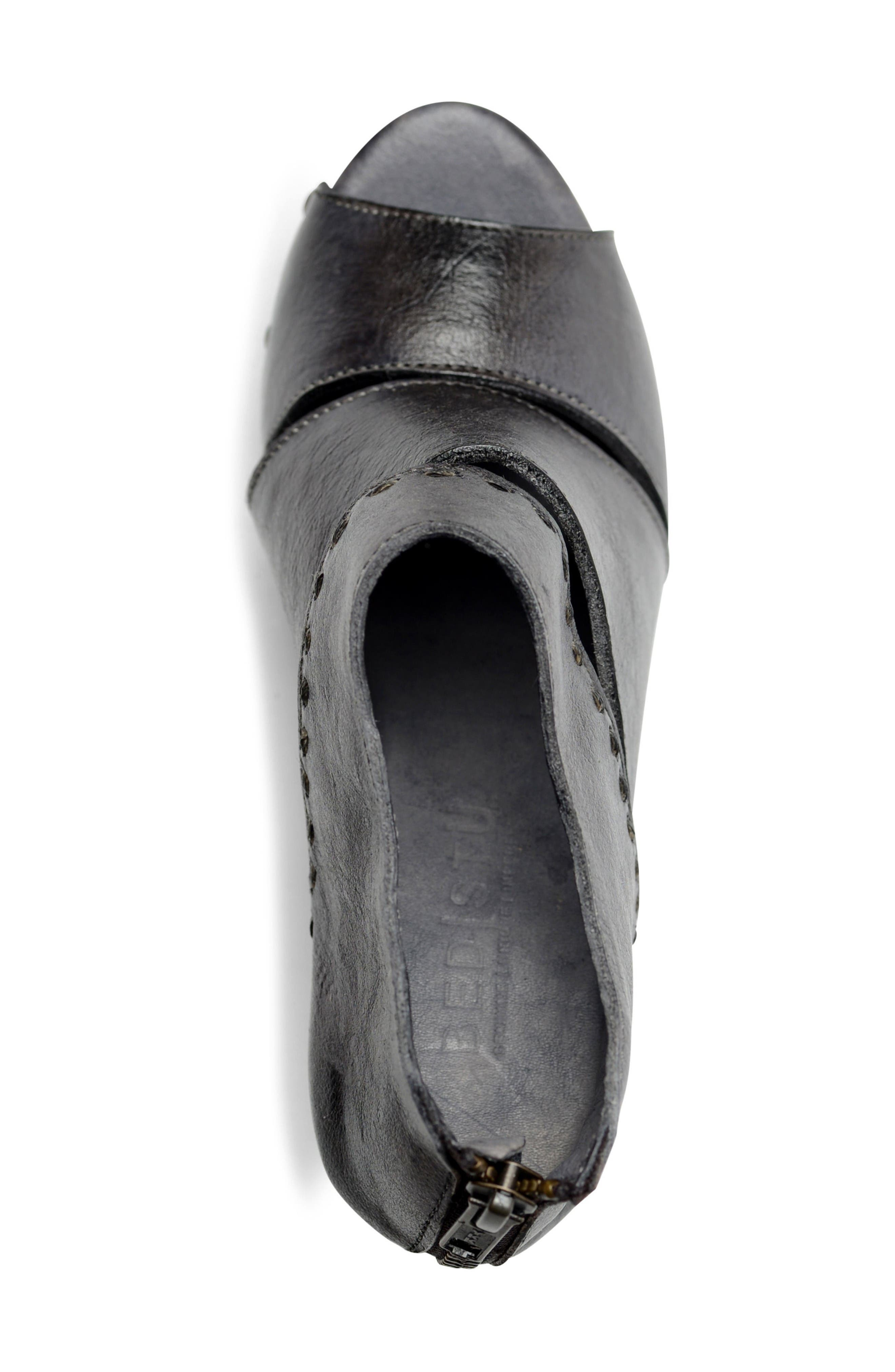 Alternate Image 3  - Bed Stu Jessie Wedge Sandal (Women)