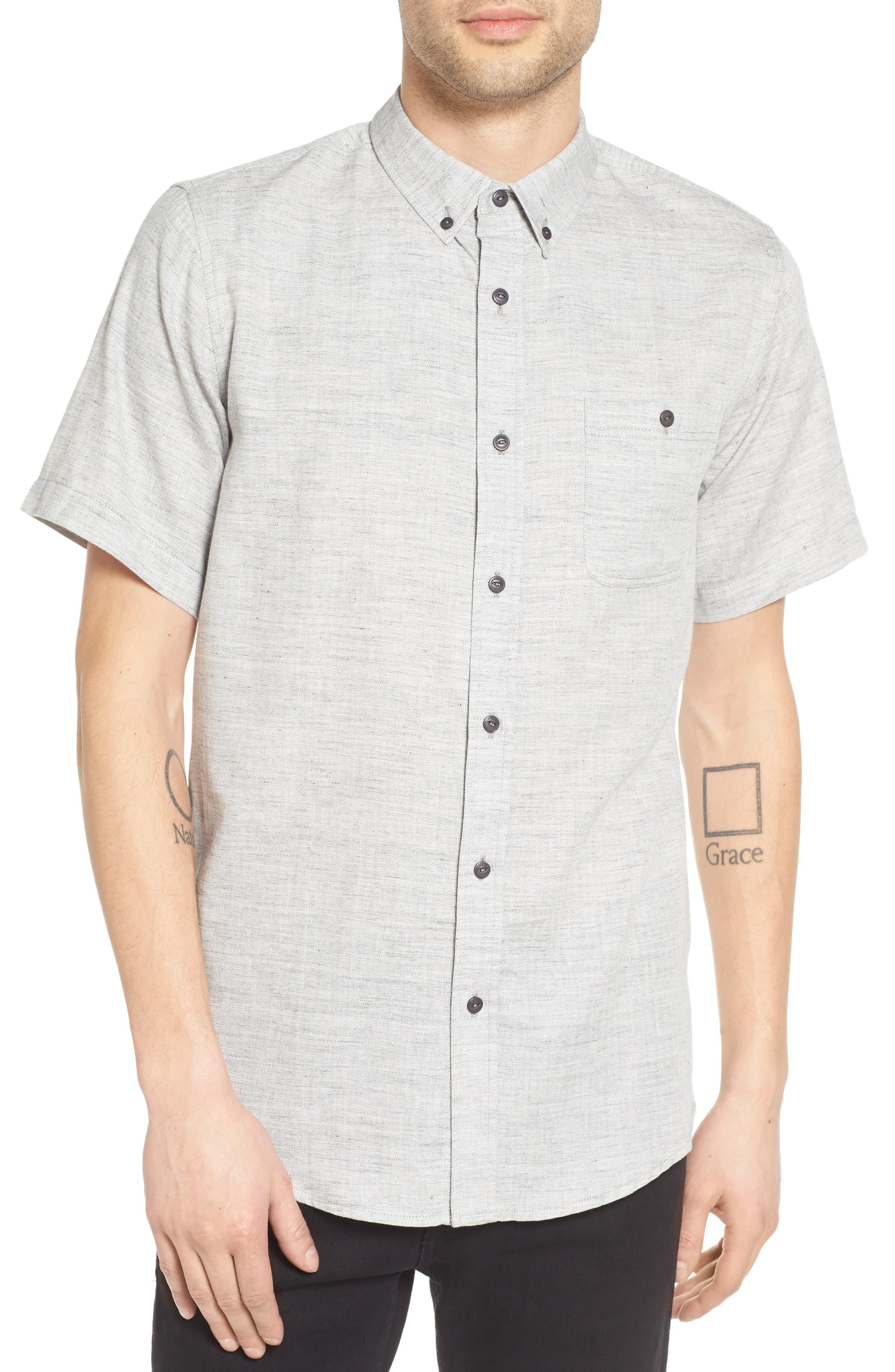 Ezekiel Herringbone Shirt