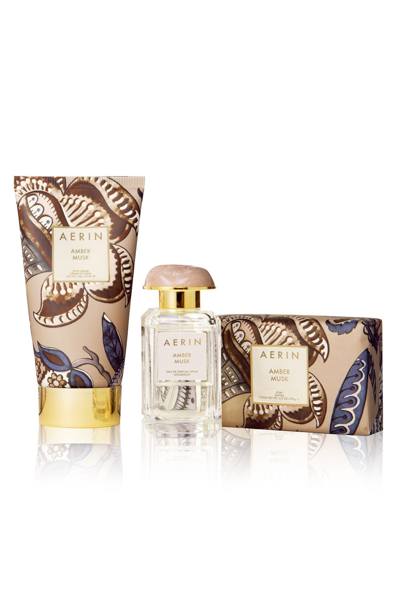 AERIN Beauty Amber Musk Eau de Parfum Collection