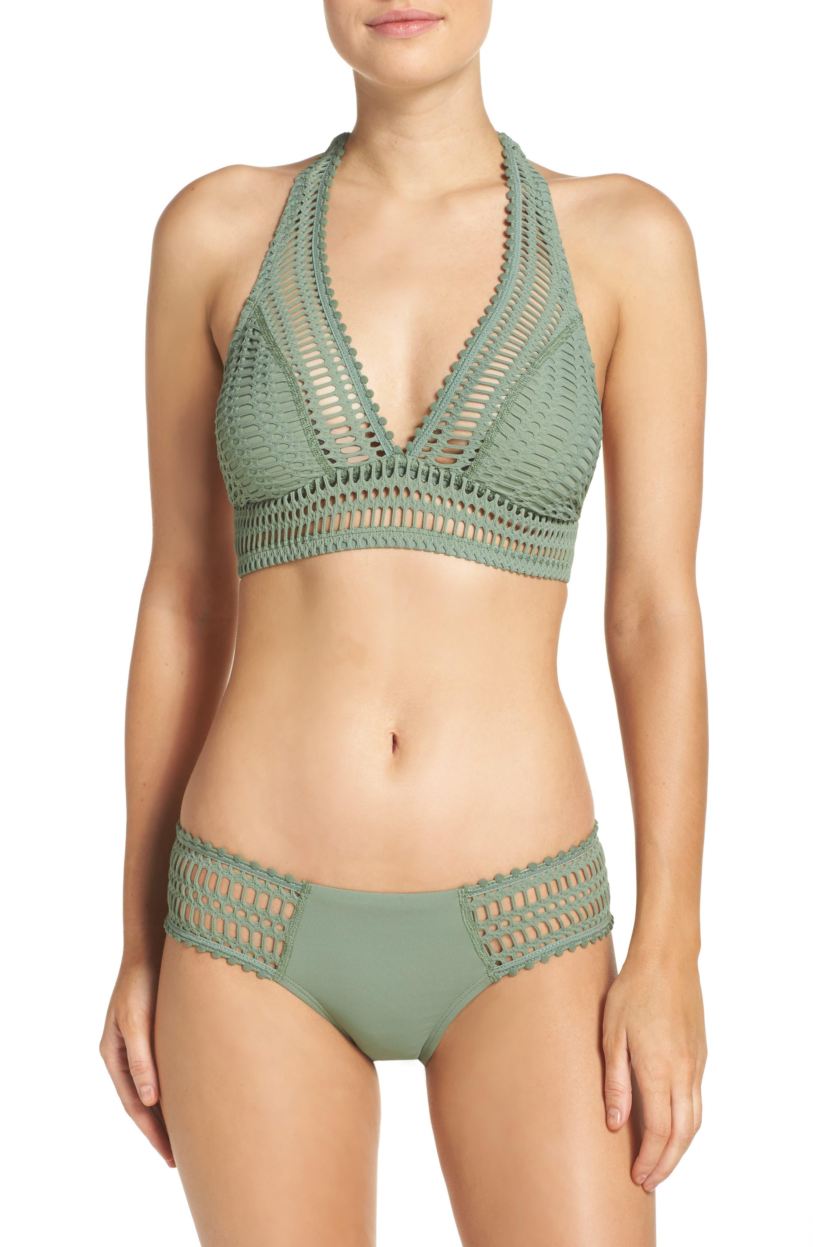 Robin Piccone Bikini Top & Bottoms