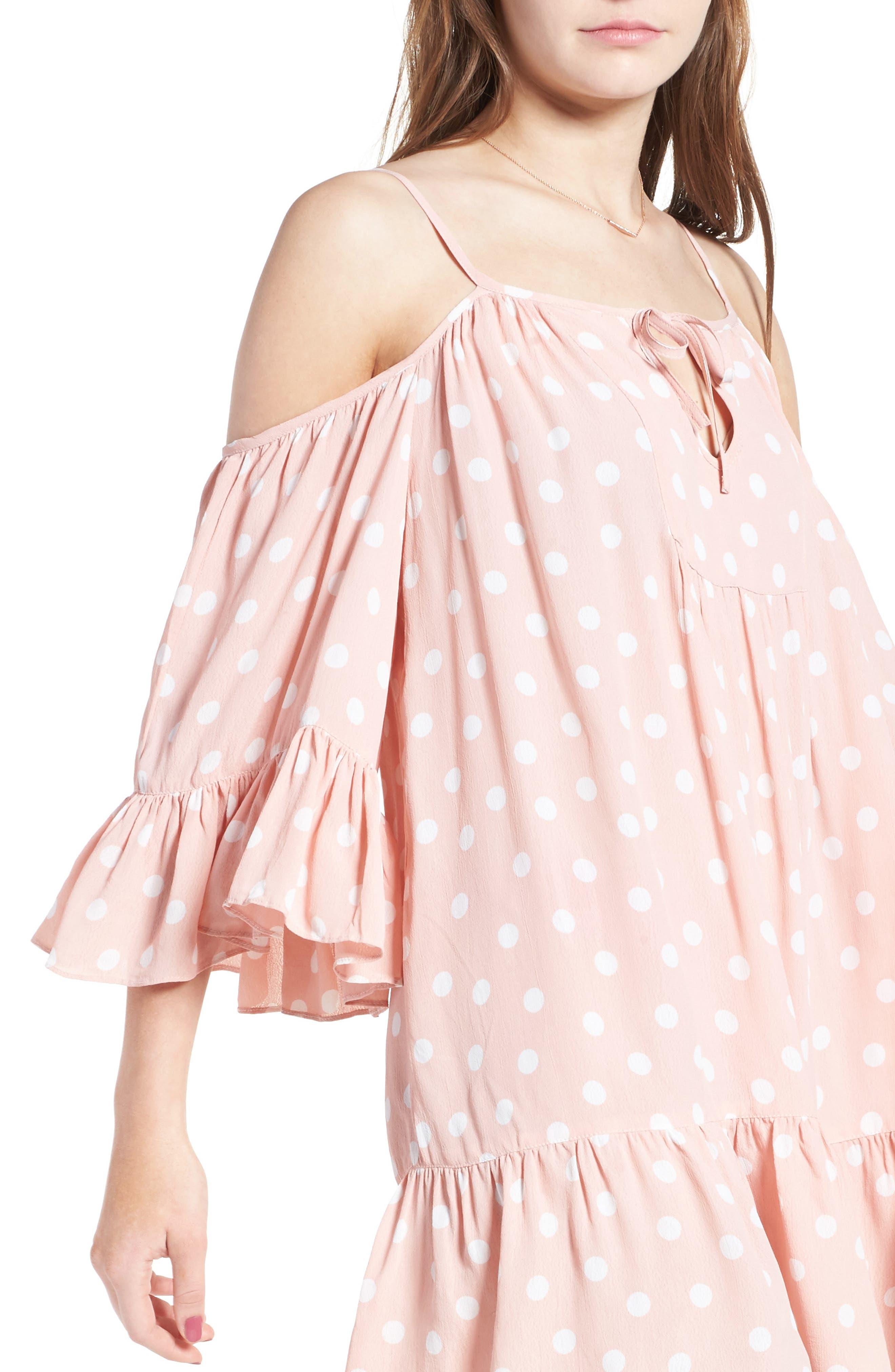 Alternate Image 4  - Tularosa Hattie Shift Dress (Nordstrom Exclusive)