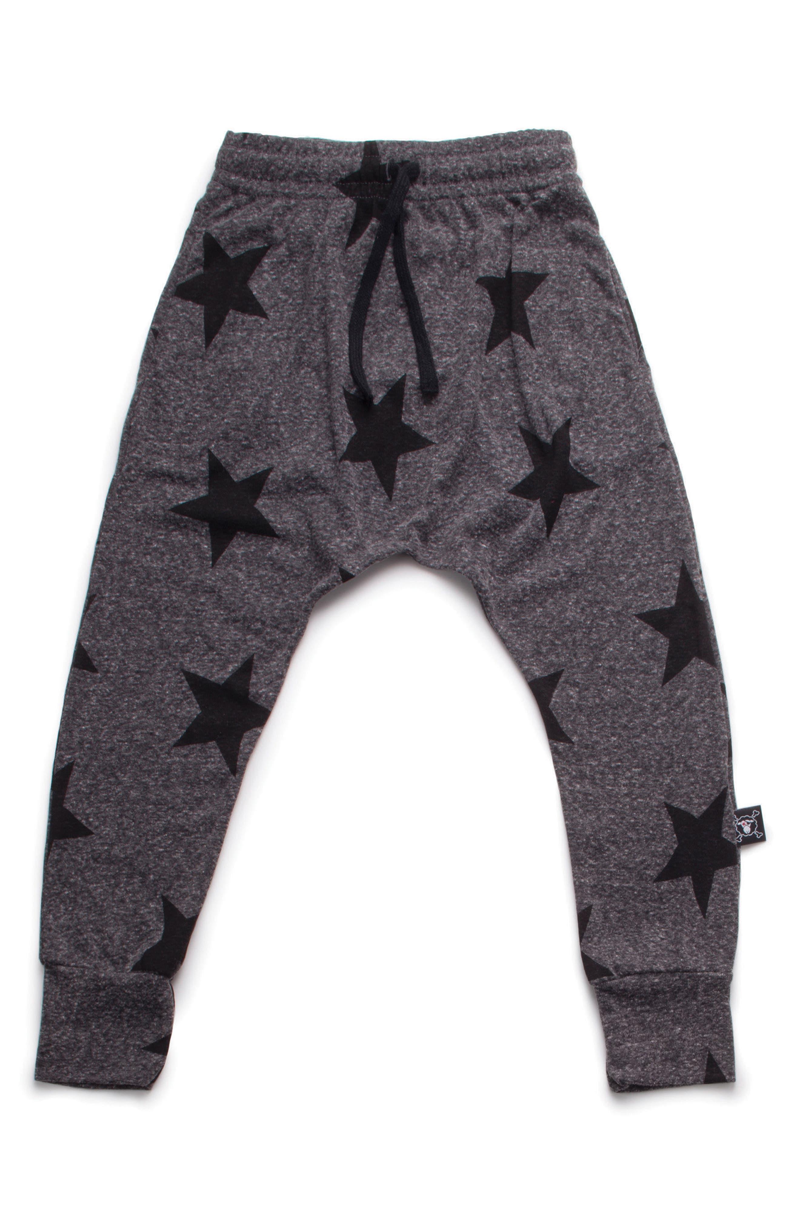 NUNUNU Star Oversize Riding Pants (Baby)