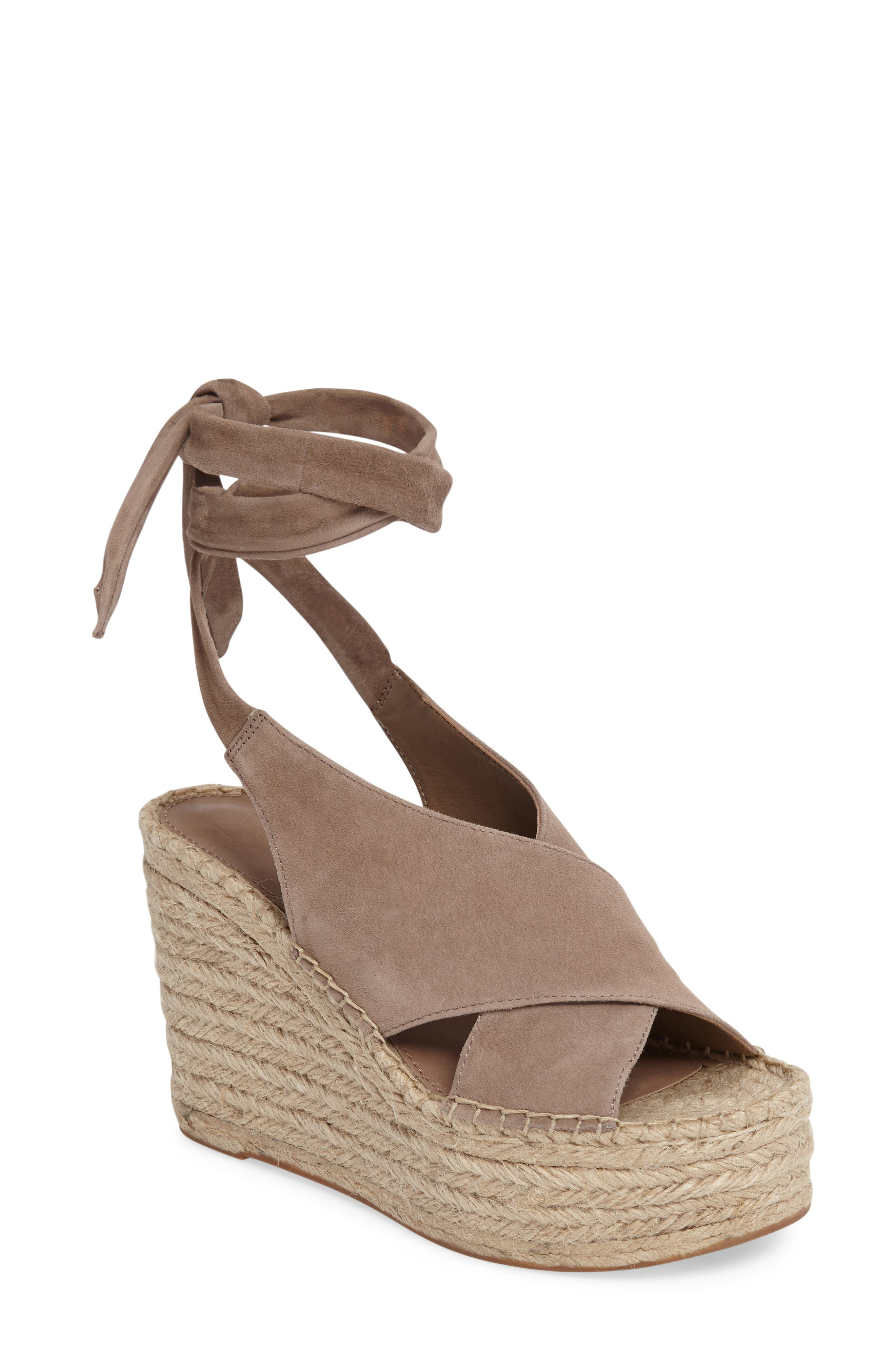 Marc Fisher LTD Andira Platform Wedge Sandal (Women)