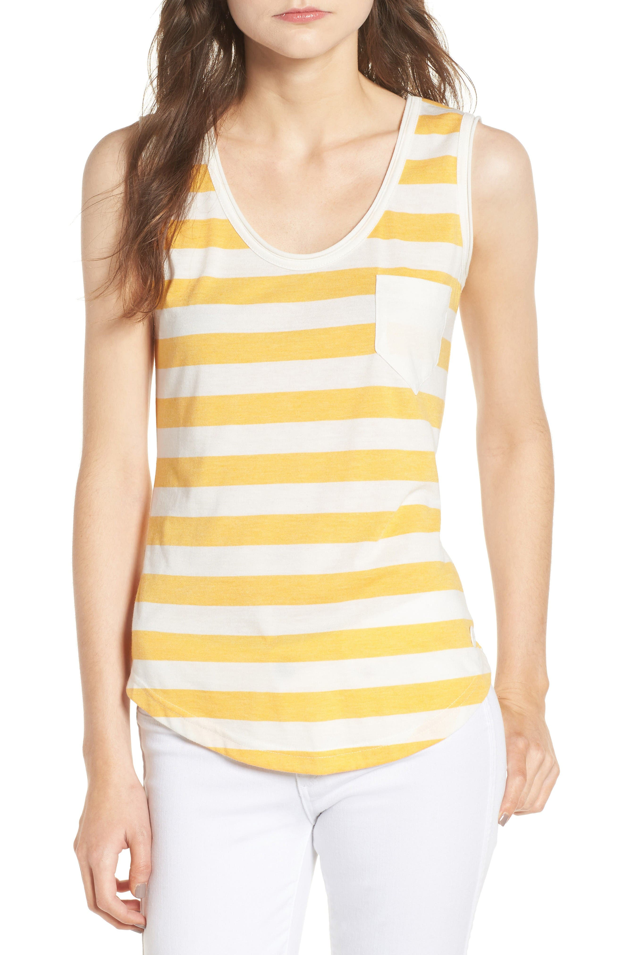 BARBOUR Trytone Jersey Tank