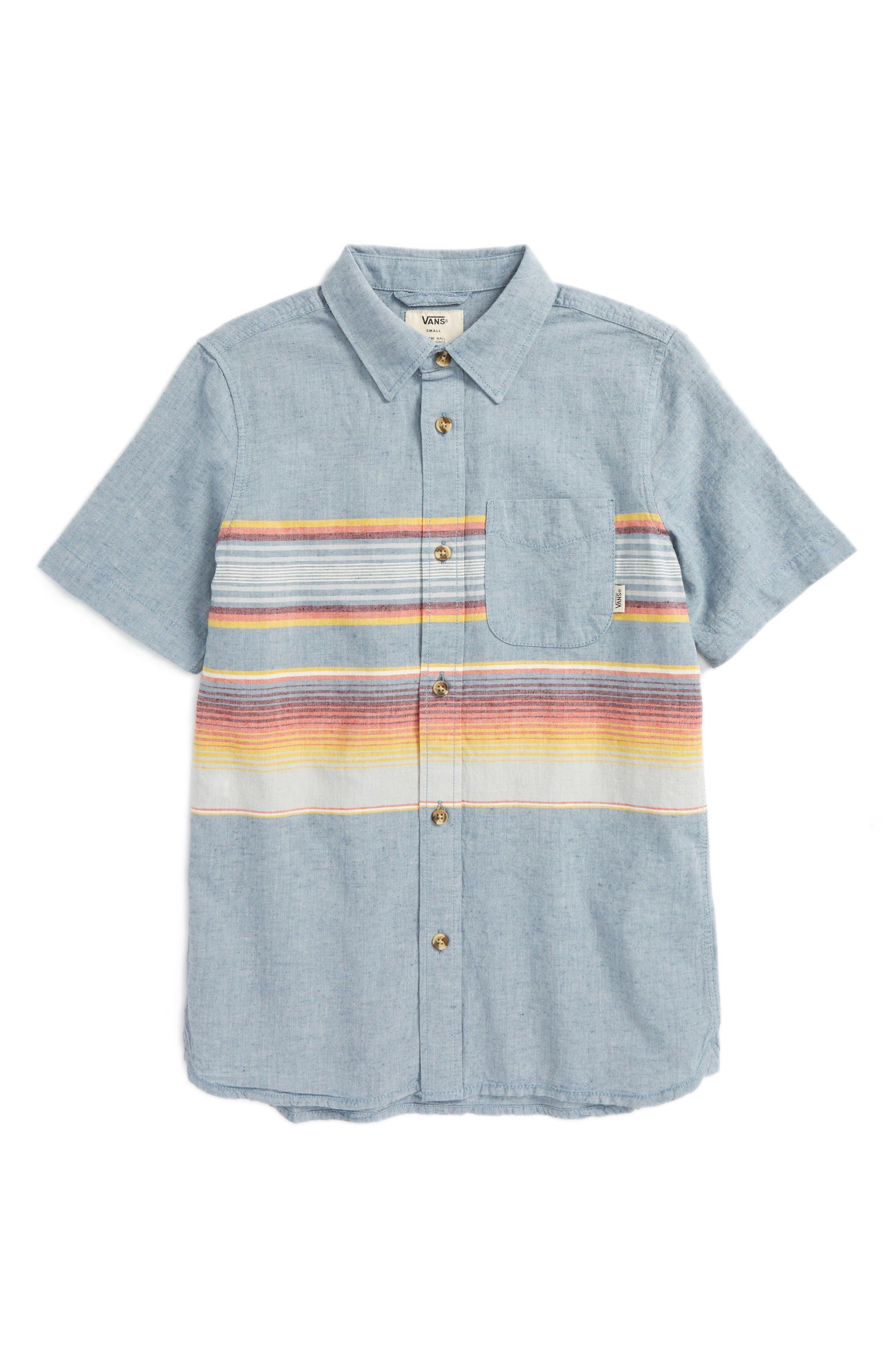 VANS Wallace Woven Shirt
