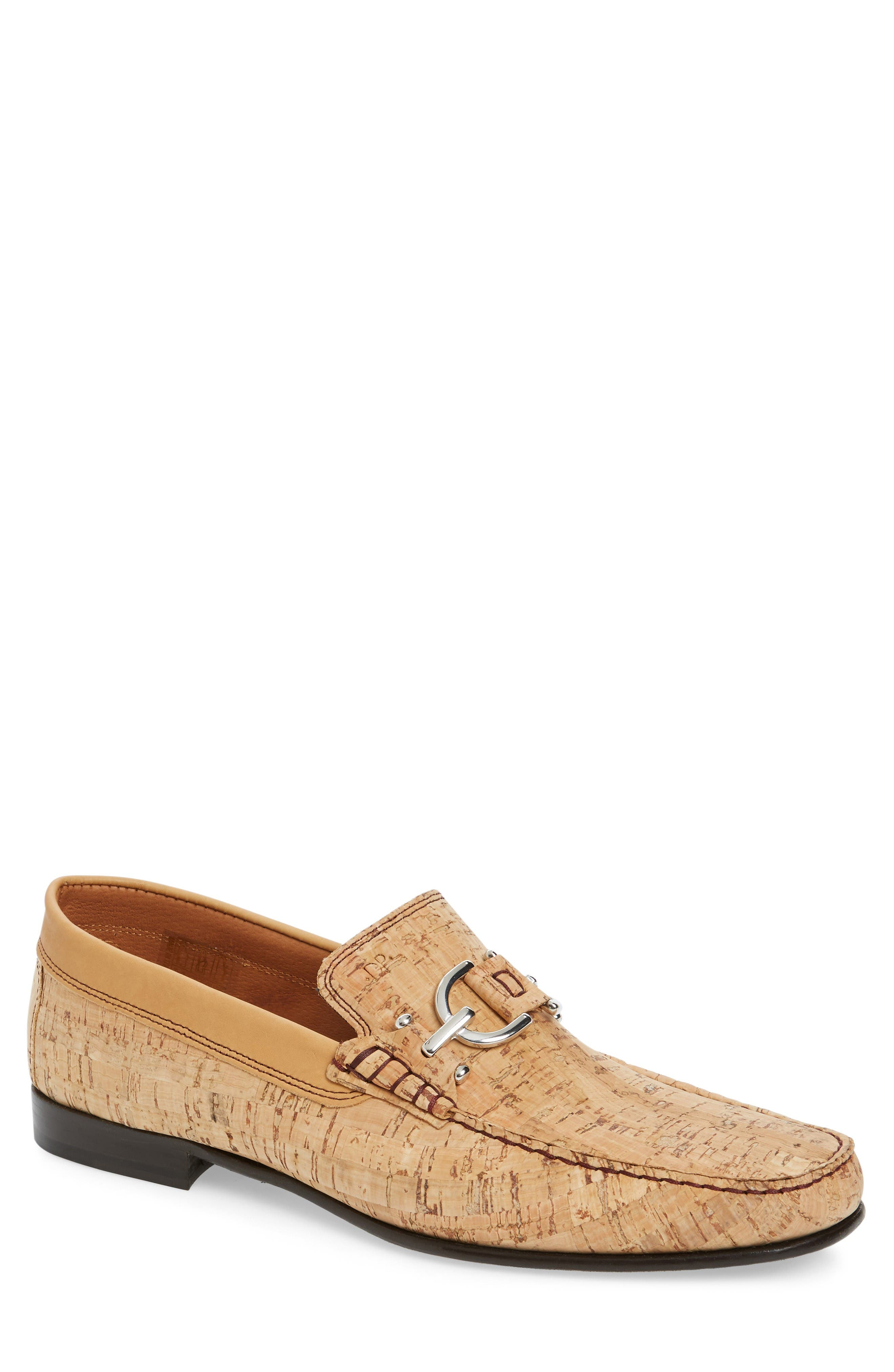 Donald J Pliner 'Dacio' Square-Toe Loafer (Men)