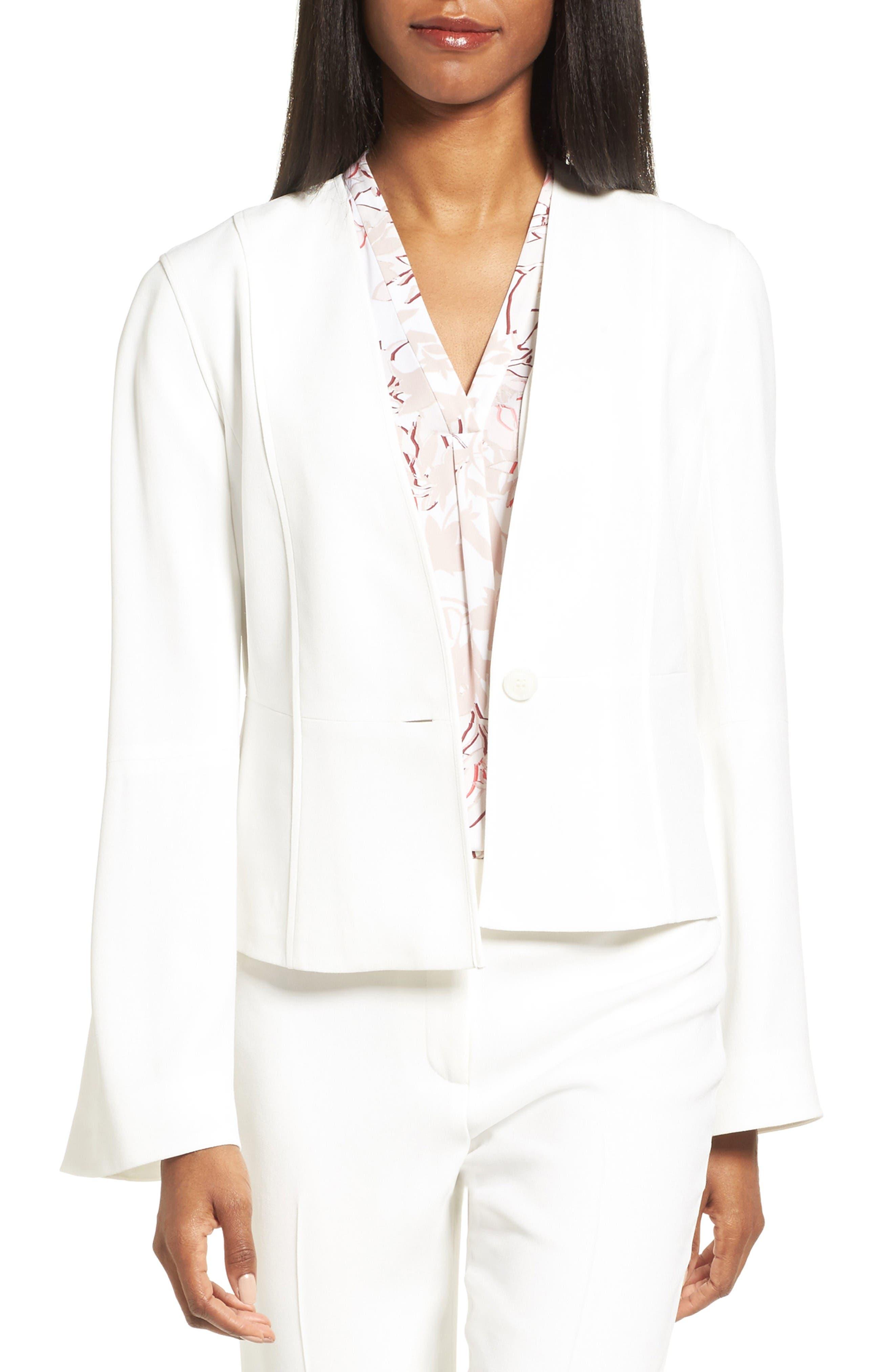 Classiques Entier® Crop Suit Jacket
