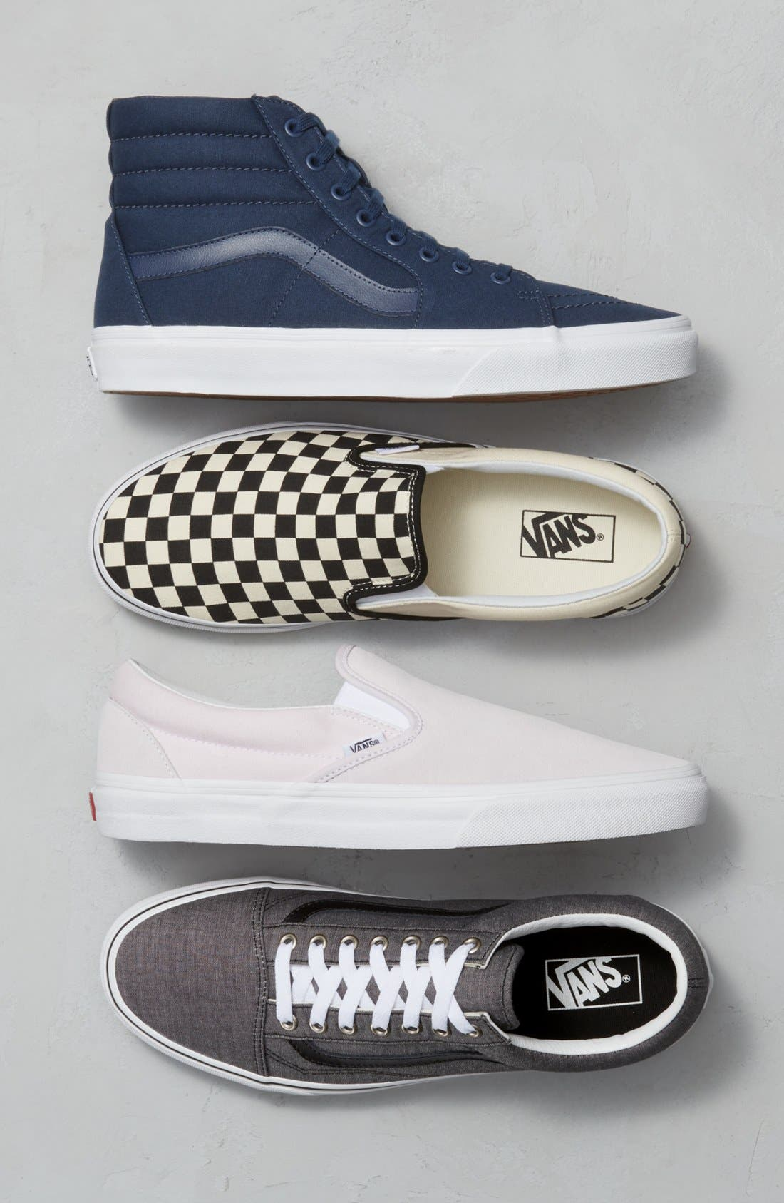 Alternate Image 6  - Vans Classic Slip-On (Men)