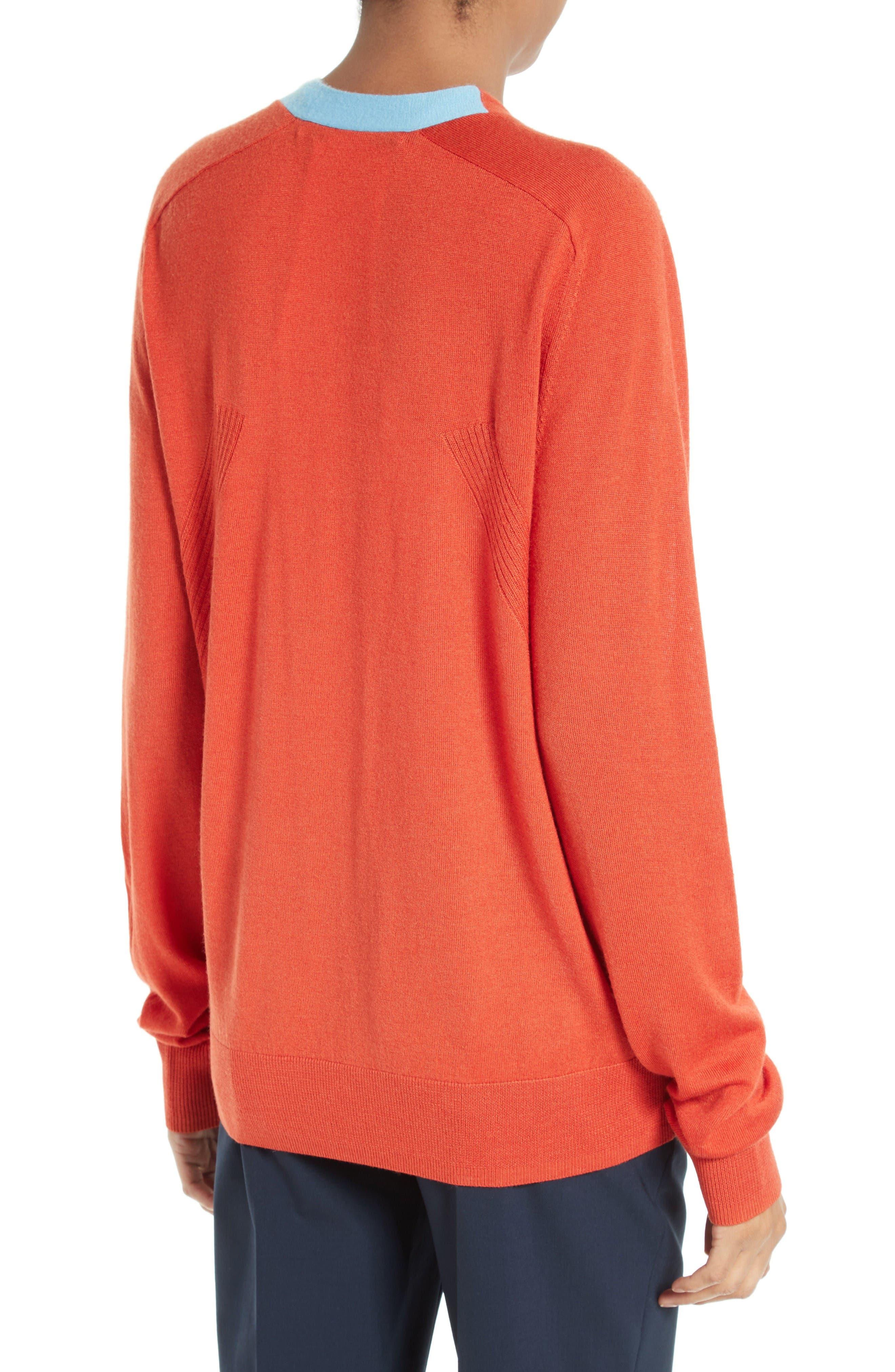 Alternate Image 2  - Diane von Furstenberg Oversize Cashmere Cardigan