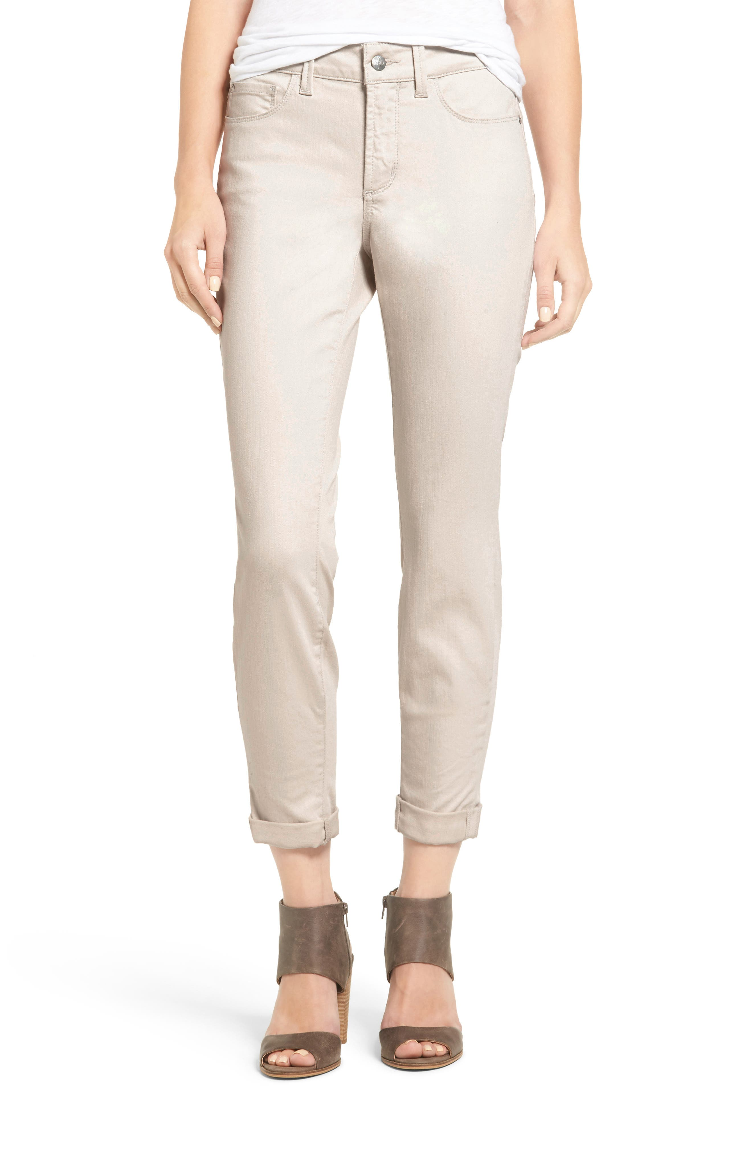 NYDJ Alina Convertible Ankle Jeans (Regular & Petite)