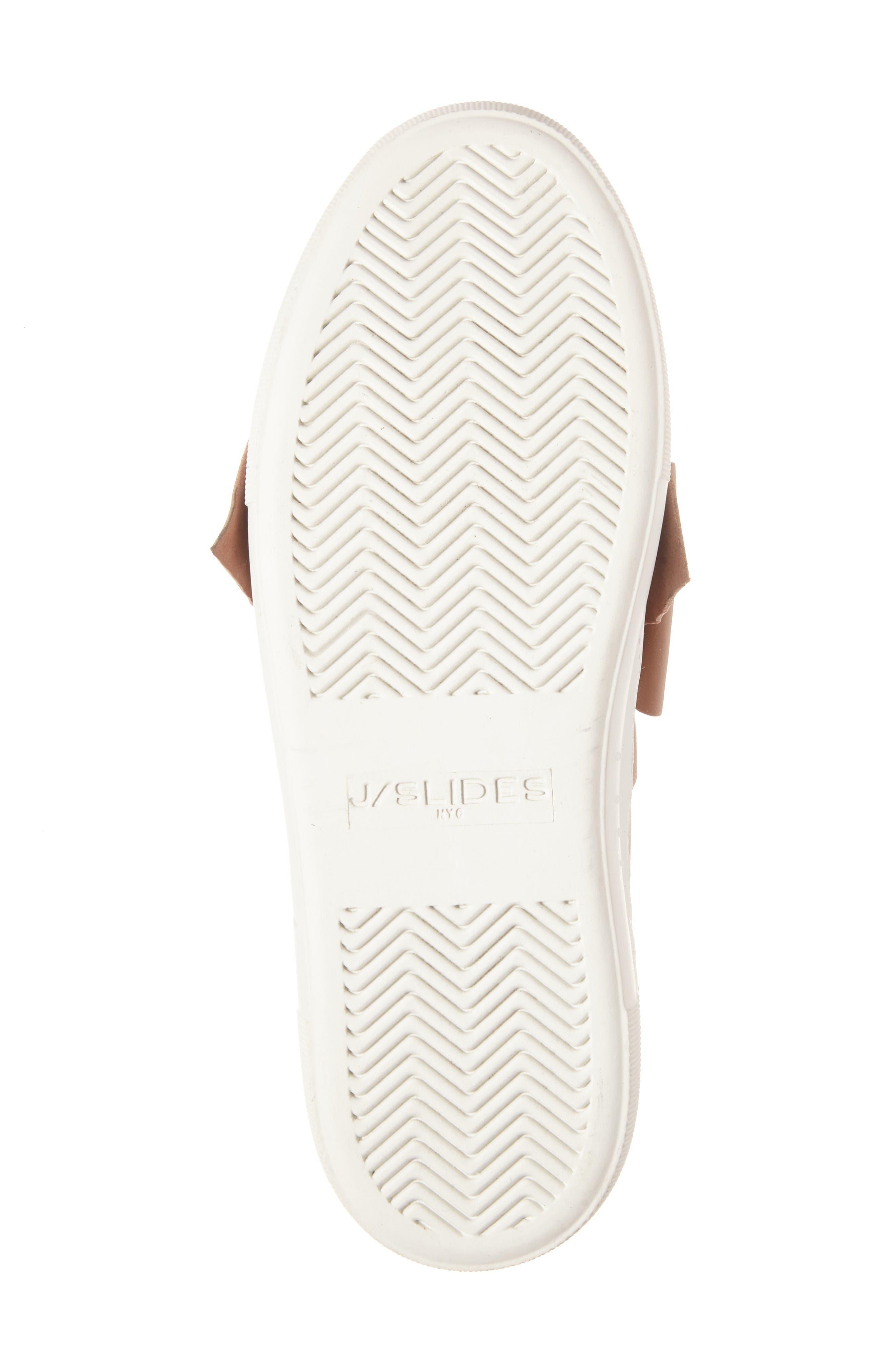 Alternate Image 4  - JSlides Beauty Bow Platform Slip-On Sneaker (Women)