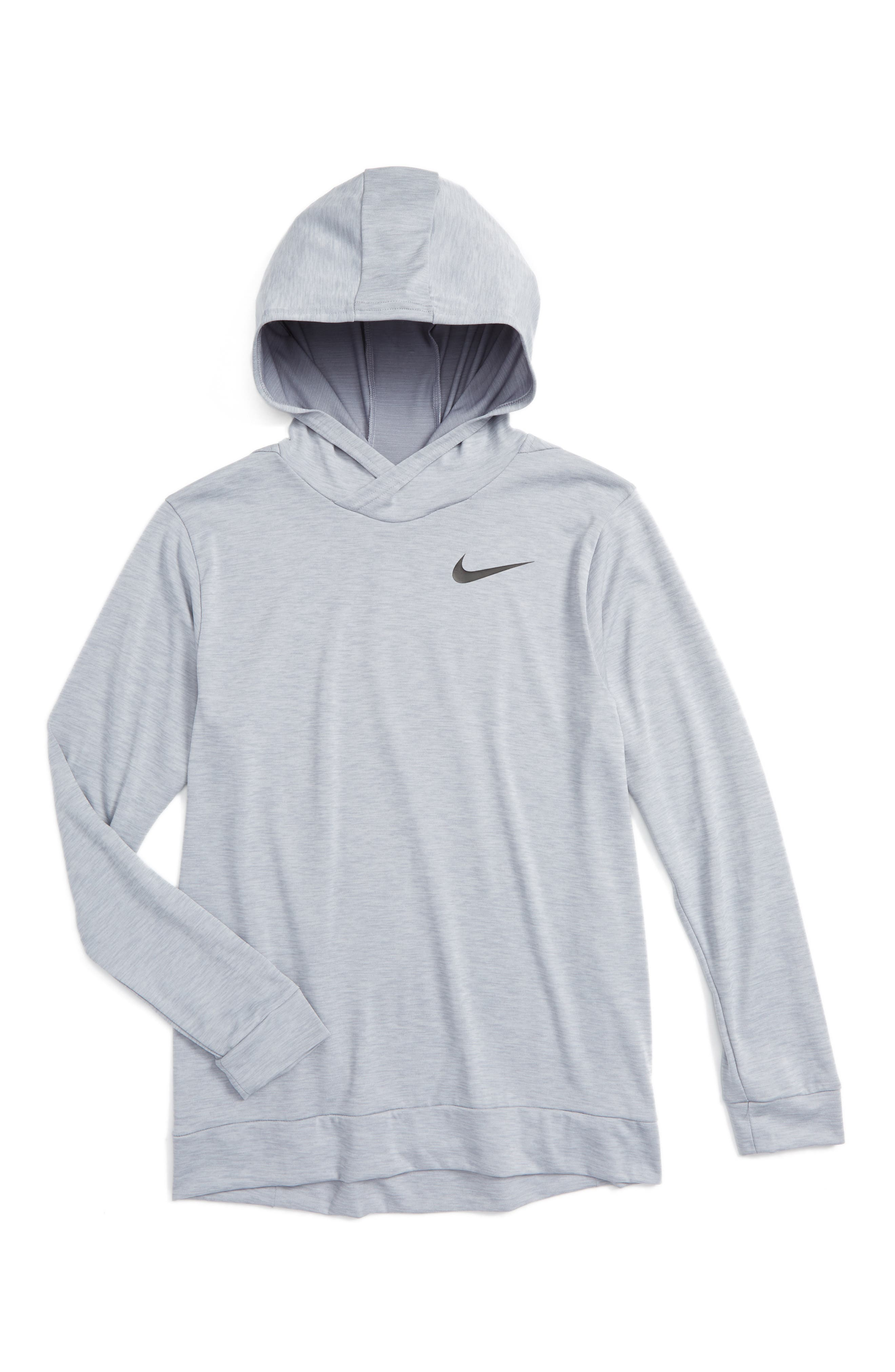 Nike Dri-FIT Training Hooded T-Shirt (Little Boys & Big Boys)