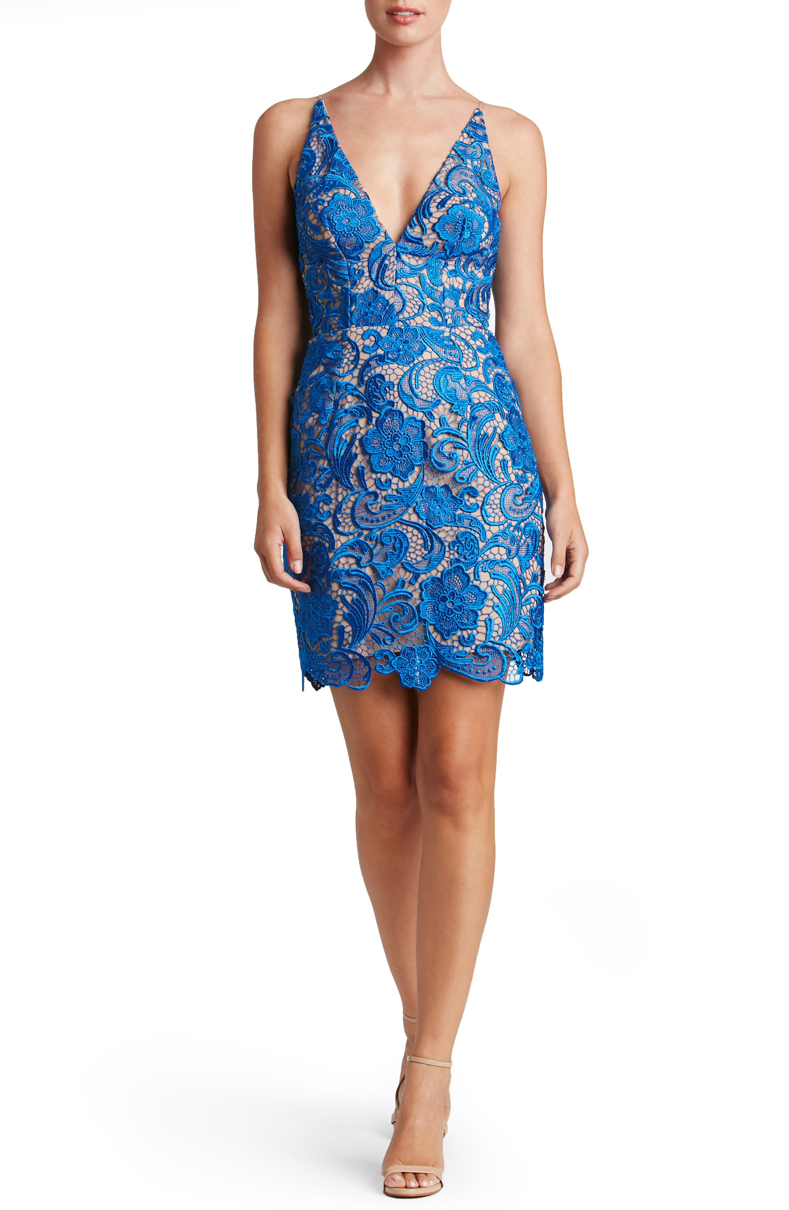 Dress the Population Allie Sheath Dress