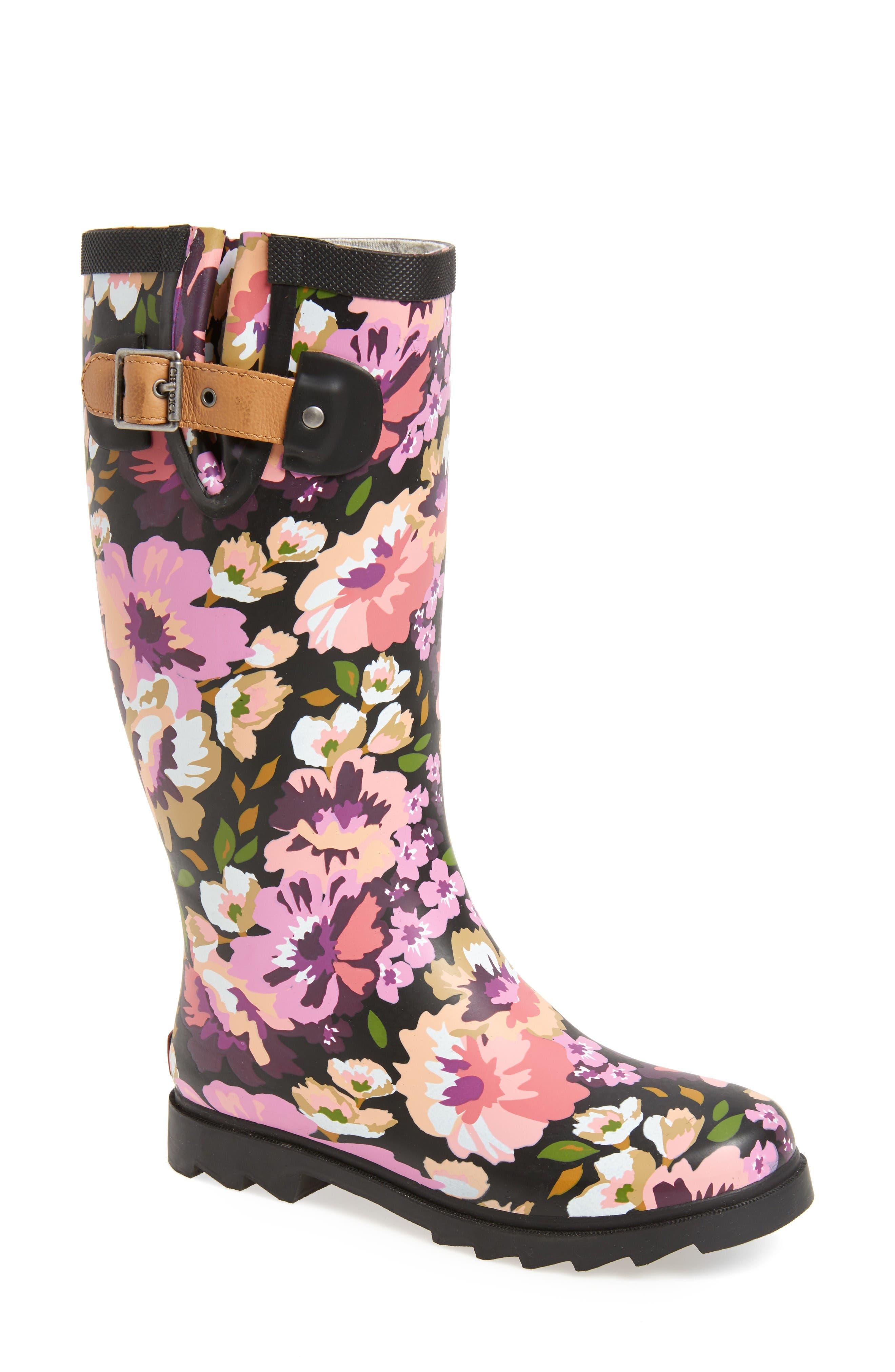 CHOOKA Classic Dot Audrey Rain Boot