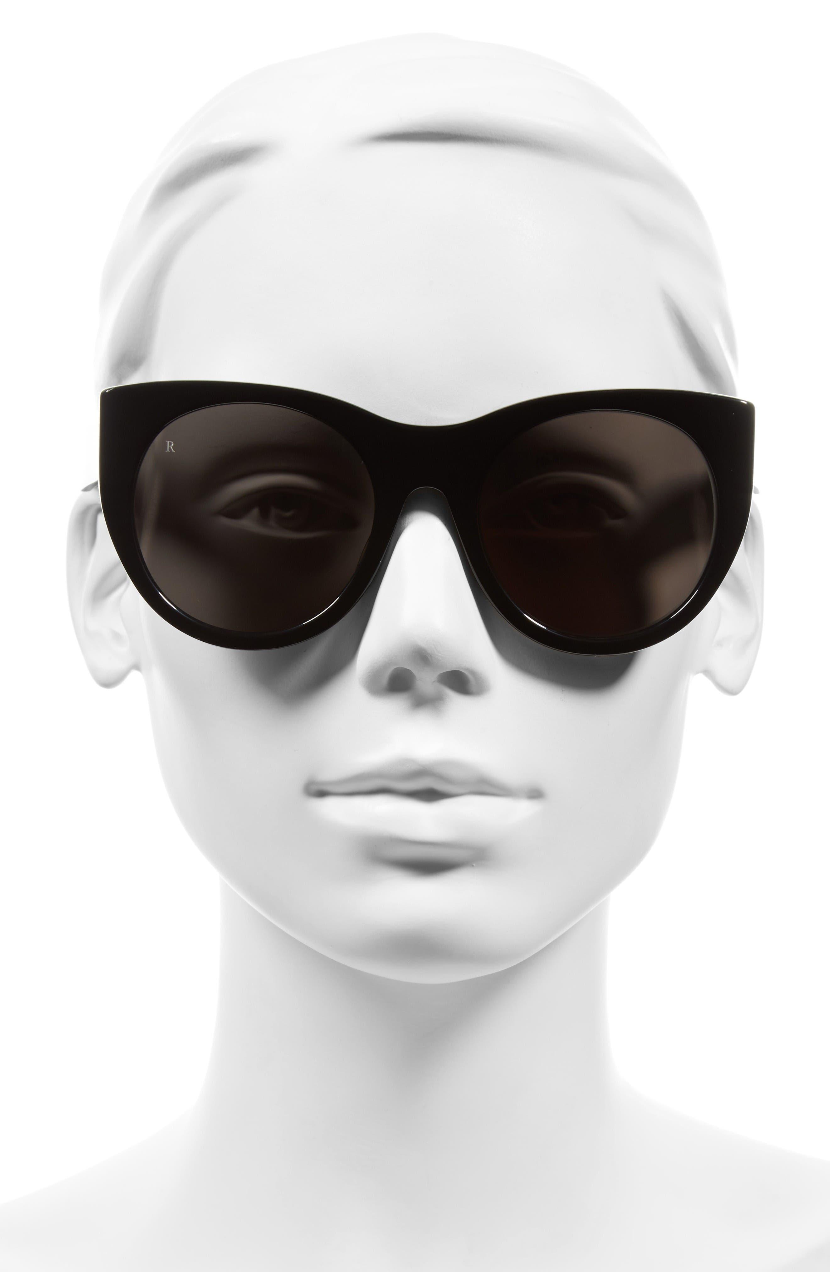Alternate Image 2  - RAEN Durante 53mm Retro Sunglasses
