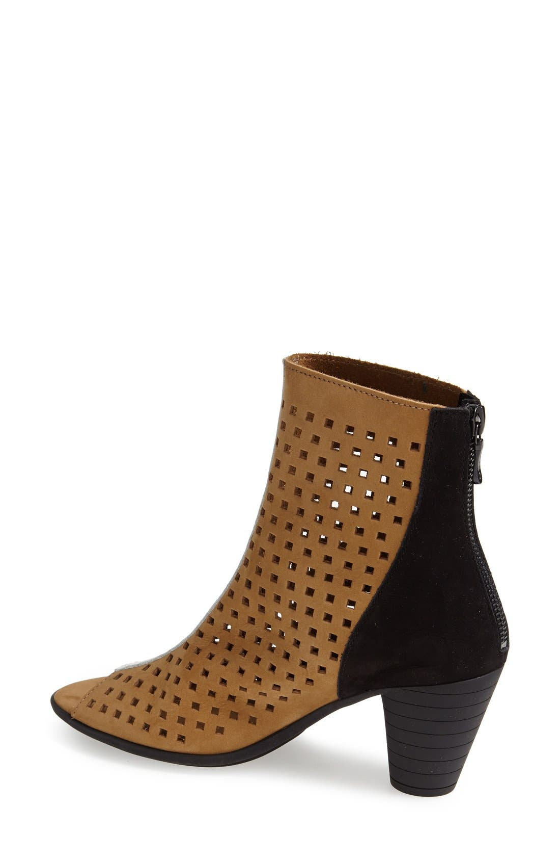 Alternate Image 2  - Arche 'Fuega' Water Resistant Suede & Leather Boot (Women)