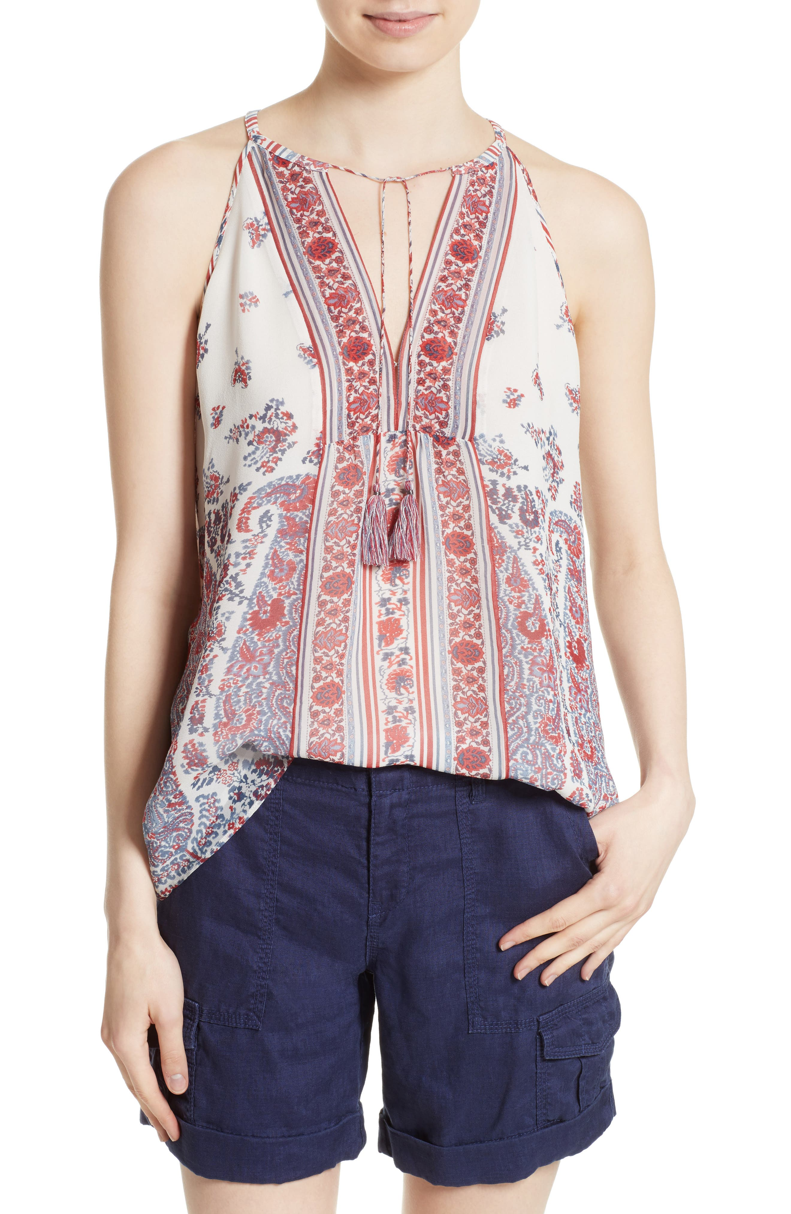 Joie Shara Silk Blouse