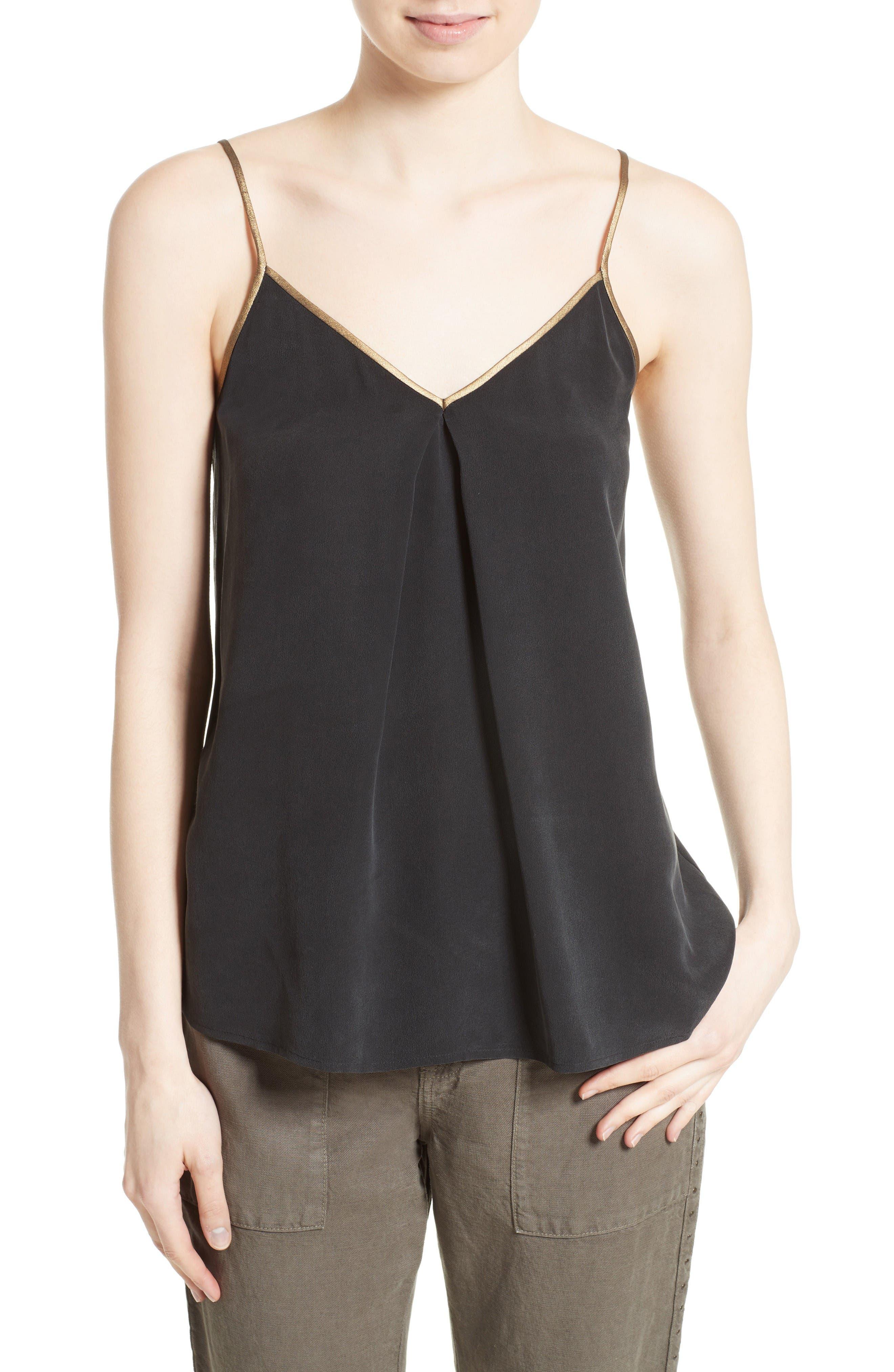 Joie Celimene Silk Camisole