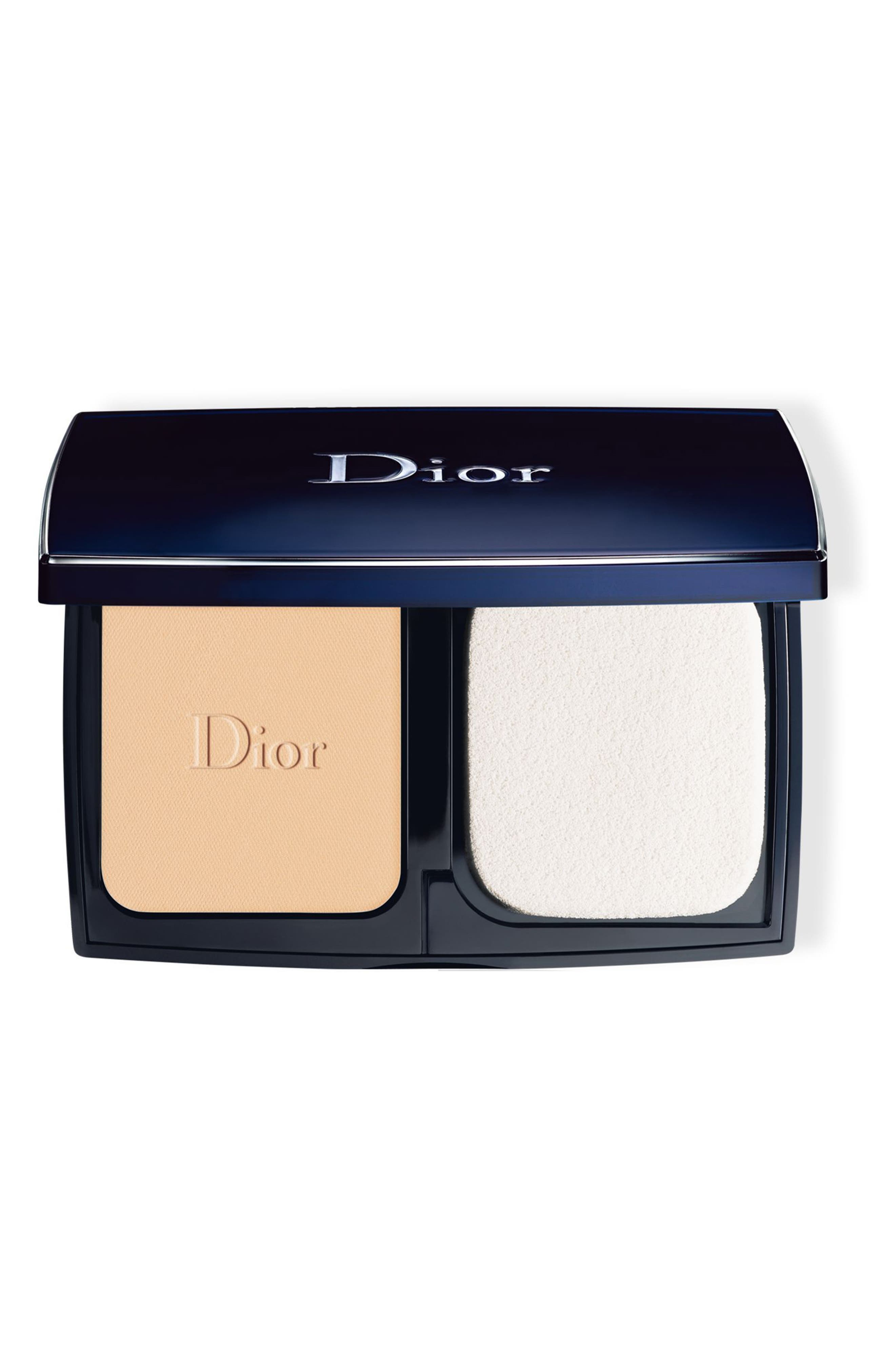 Alternate Image 1 Selected - Dior Diorskin Forever Flawless Perfection Fusion Wear Compact Foundation SPF 25