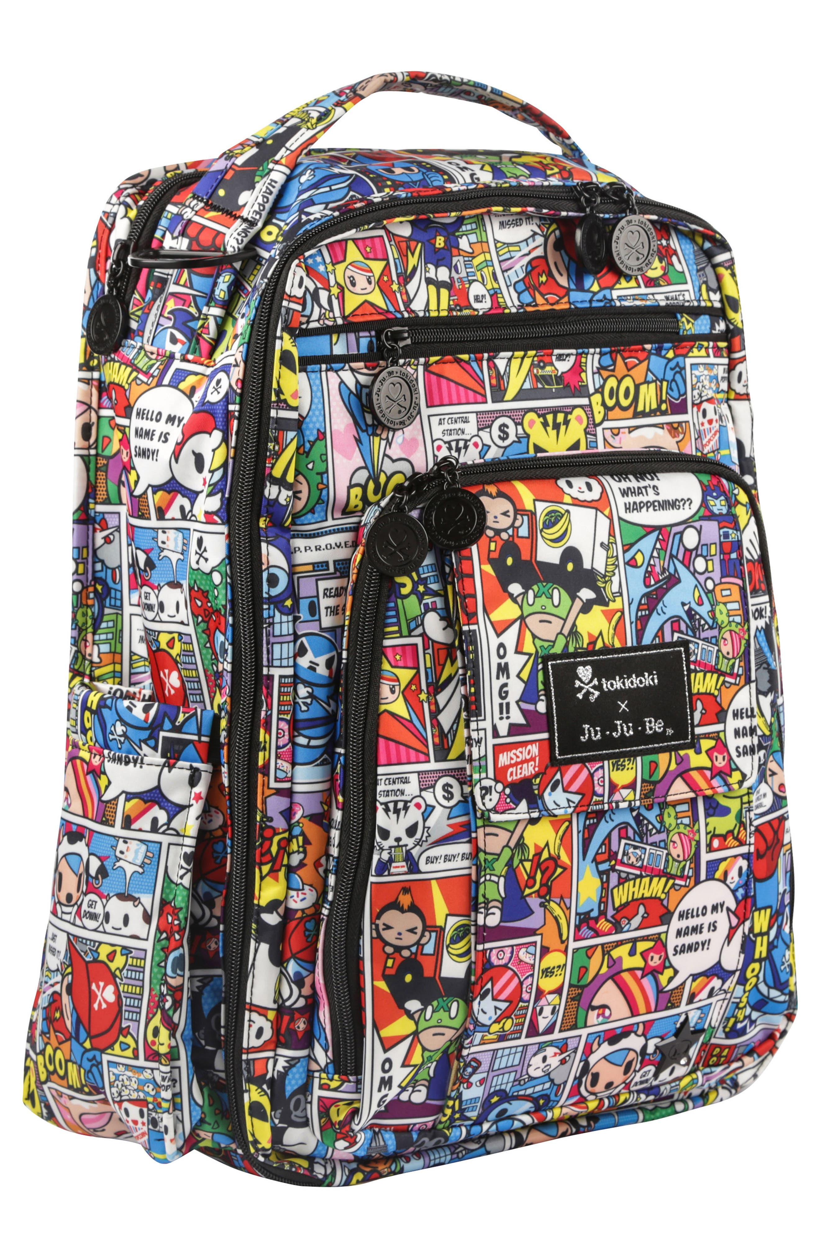 Alternate Image 3  - tokidoki x Ju-Ju-Be 'Be Right Back' Diaper Backpack